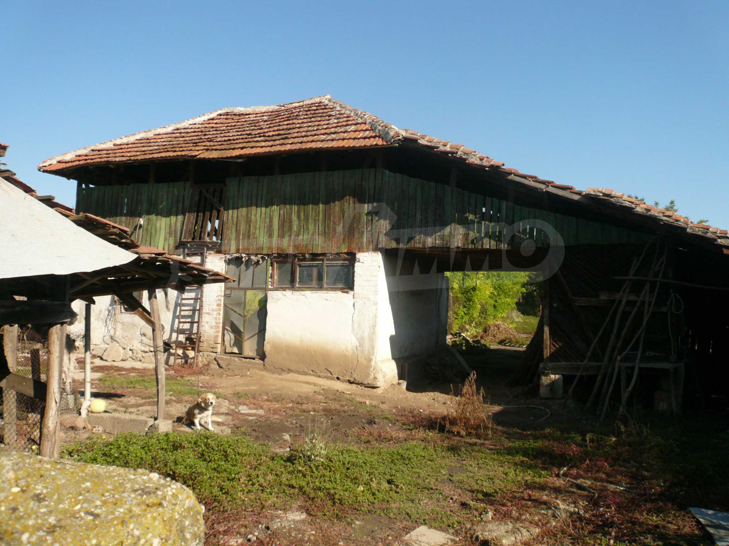 Zwei Landhäuser mit einem Garten 10 km von Vidin entfernt 11