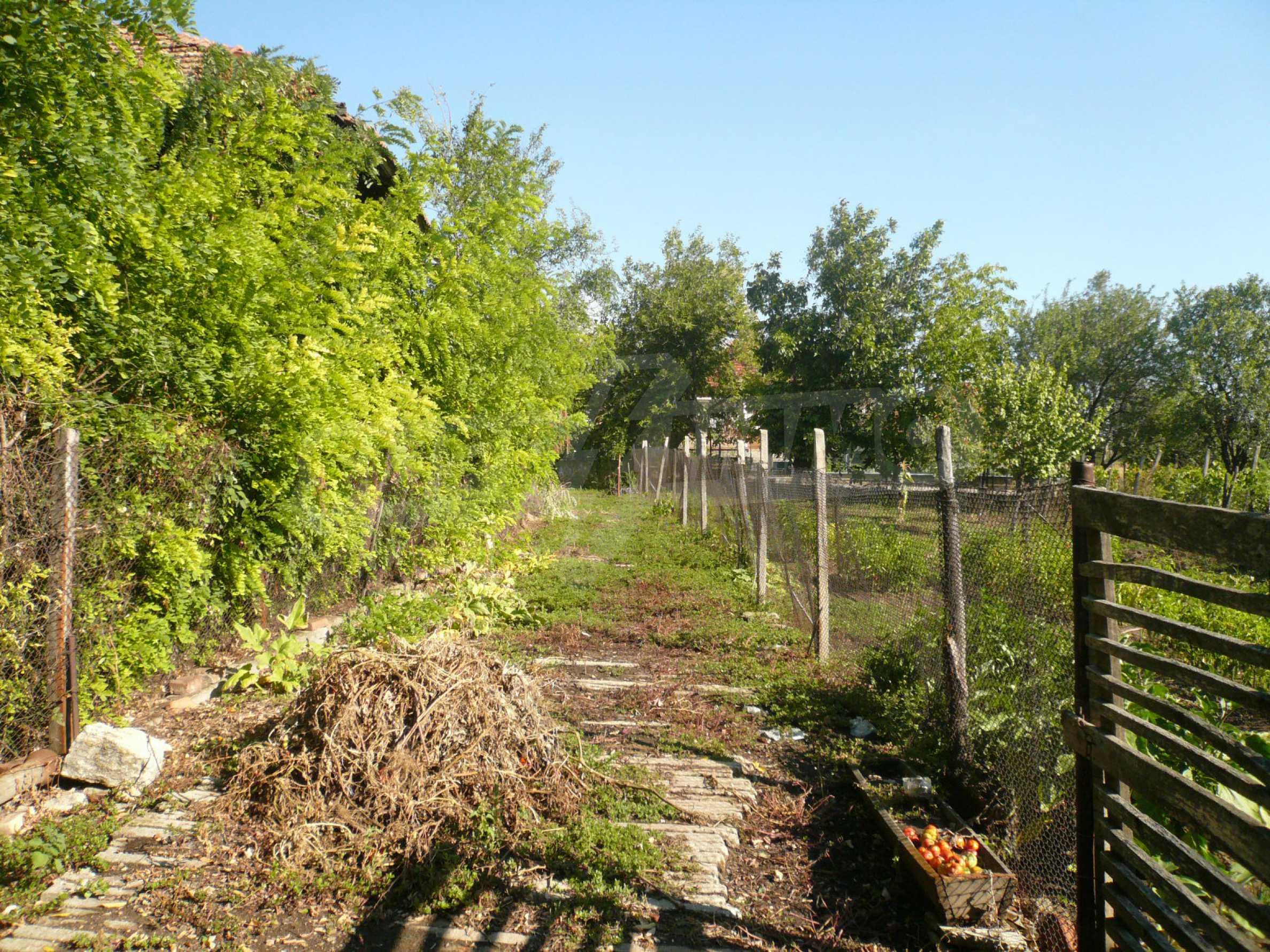 Zwei Landhäuser mit einem Garten 10 km von Vidin entfernt 12