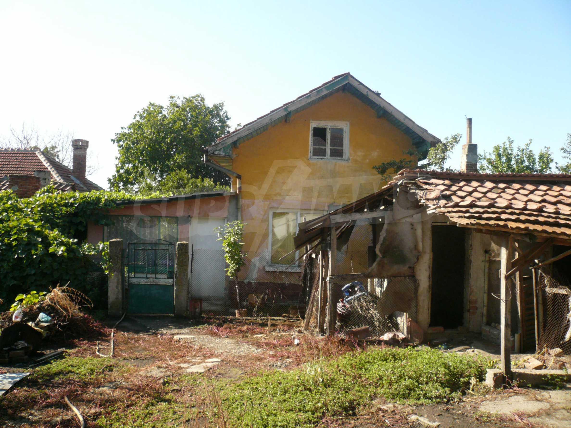 Zwei Landhäuser mit einem Garten 10 km von Vidin entfernt 14