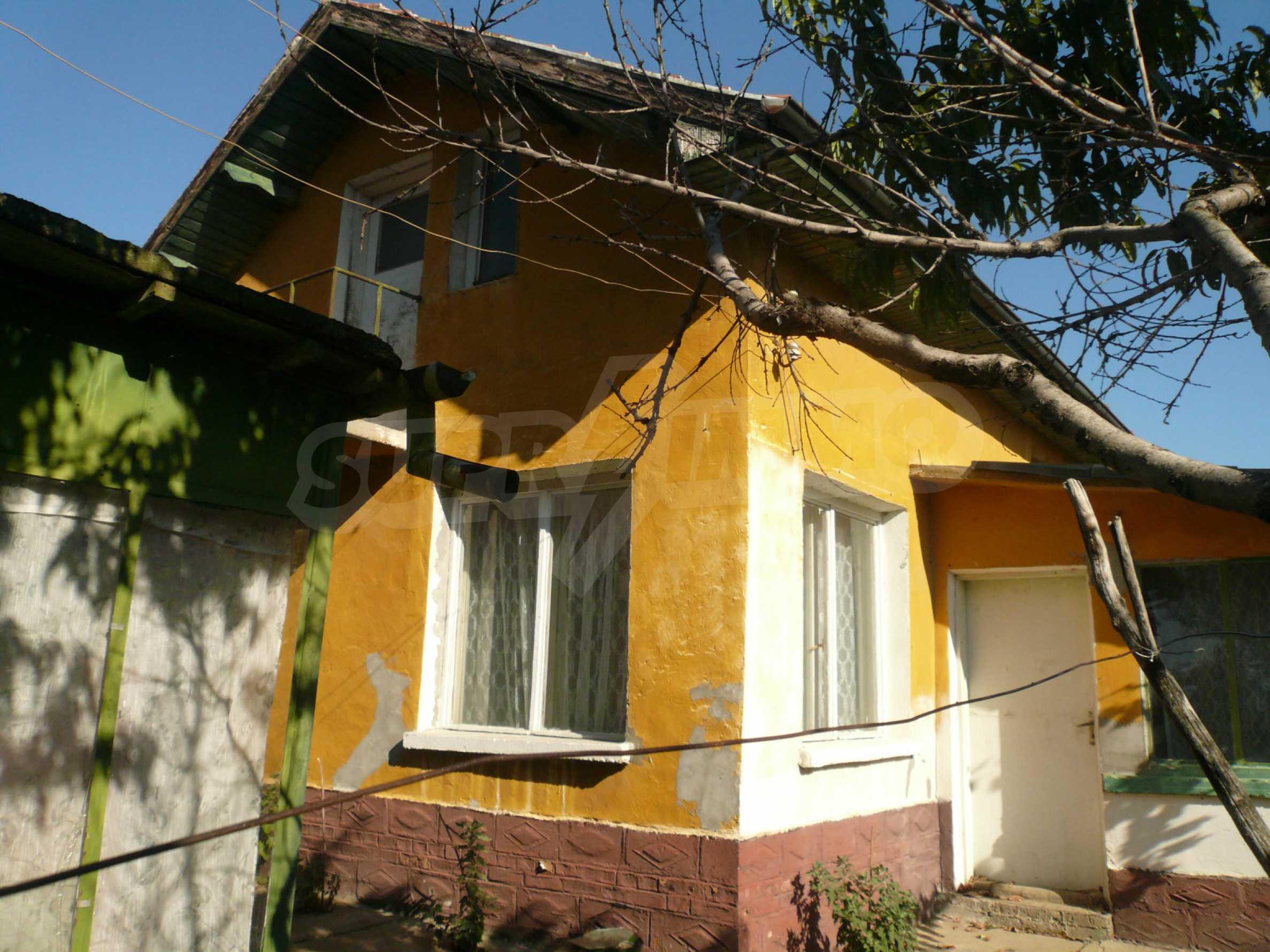 Zwei Landhäuser mit einem Garten 10 km von Vidin entfernt 4