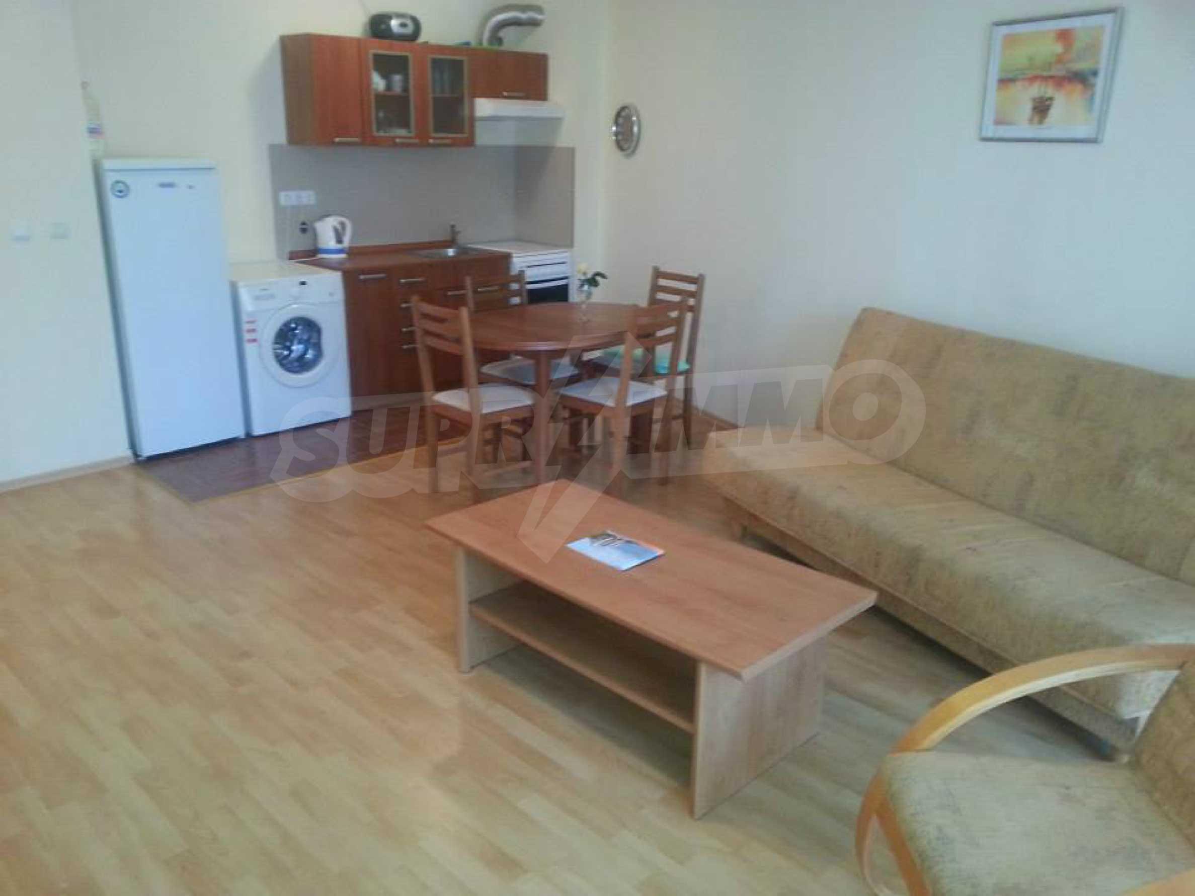 Möblierte Wohnung in Privilege Fort Beach 1