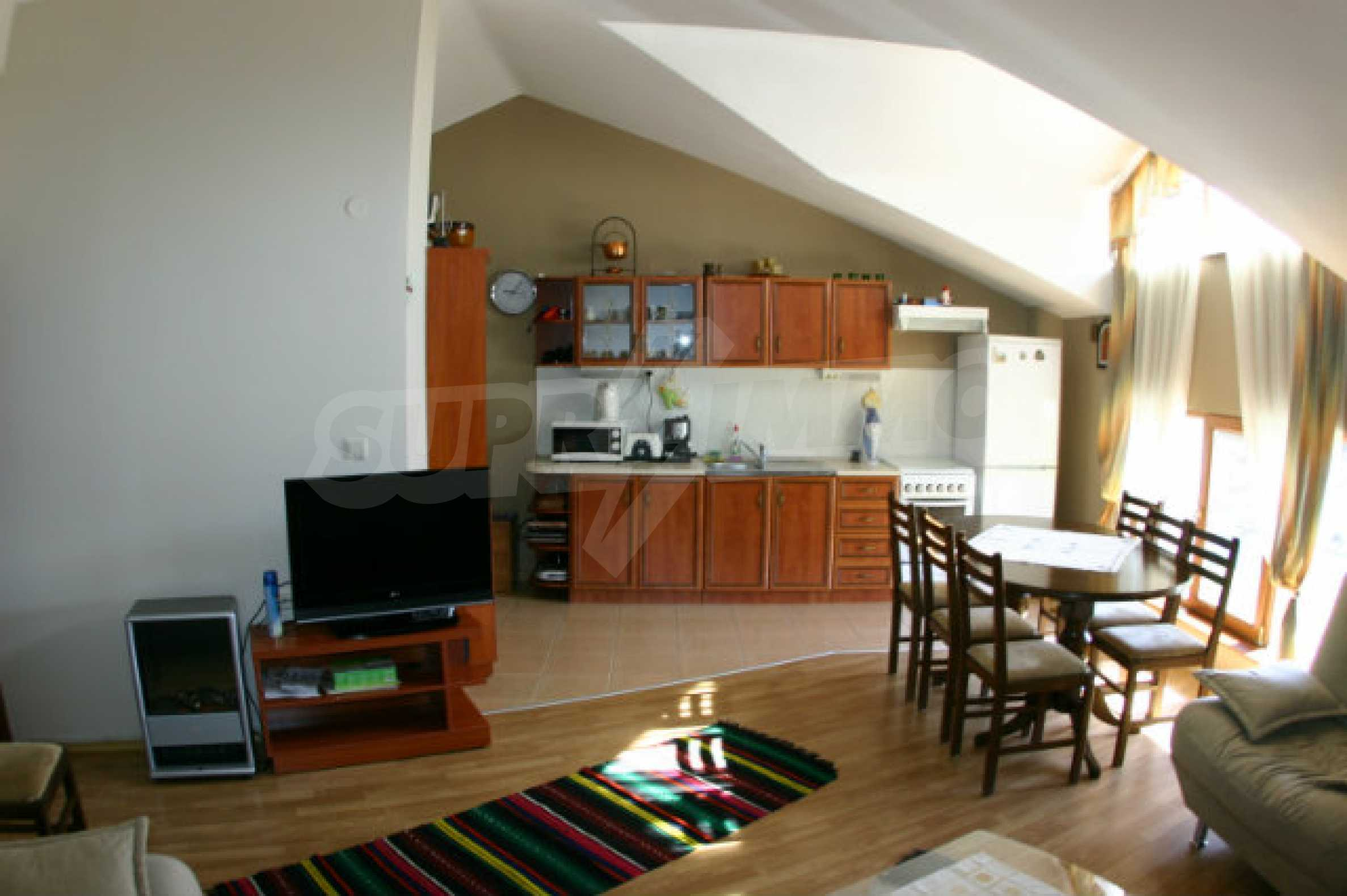 Four-bedroom apartment in Top Lodge complex 4