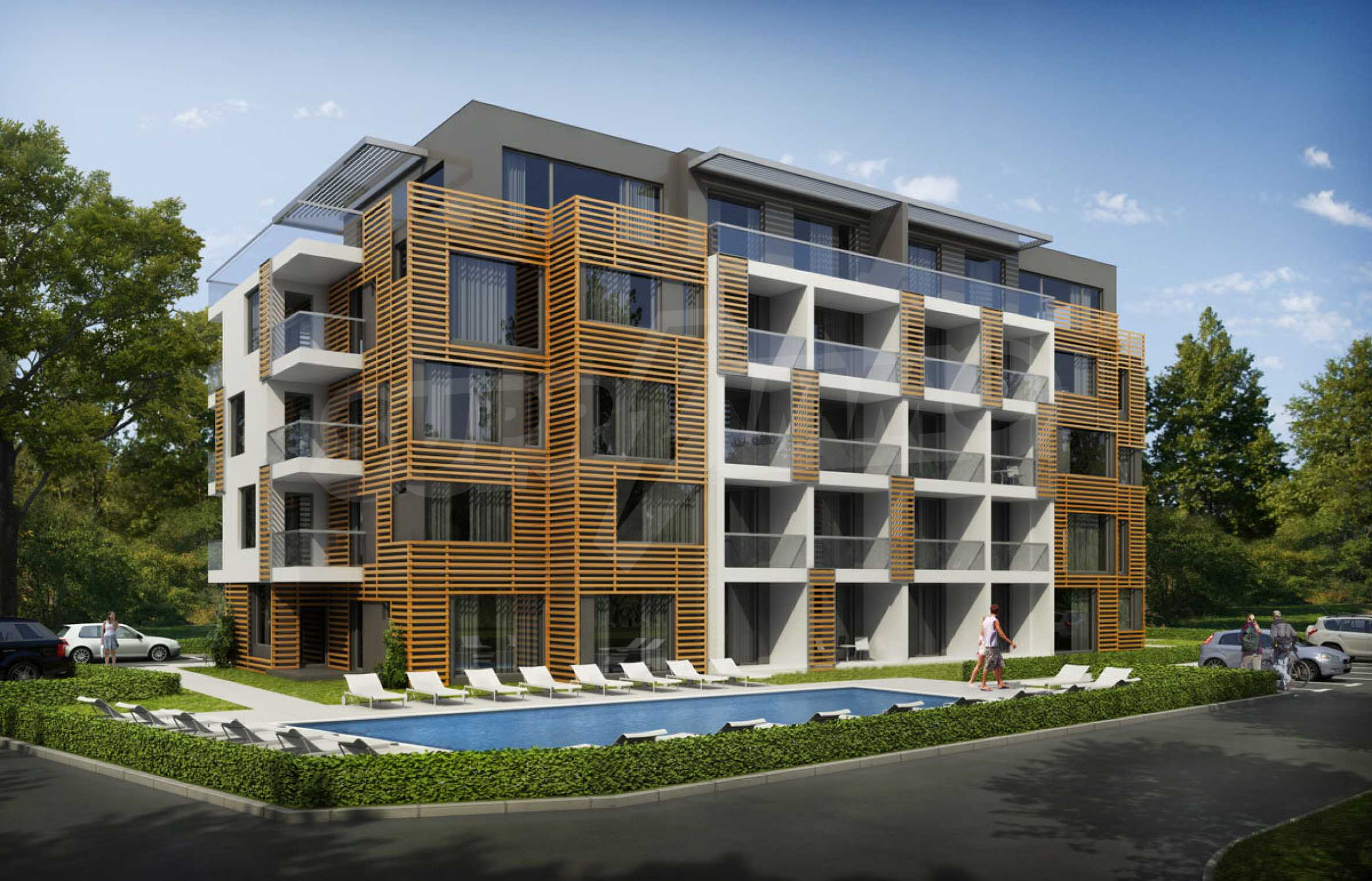 Complex St.Constantine and Helena-Boutique Residence 7