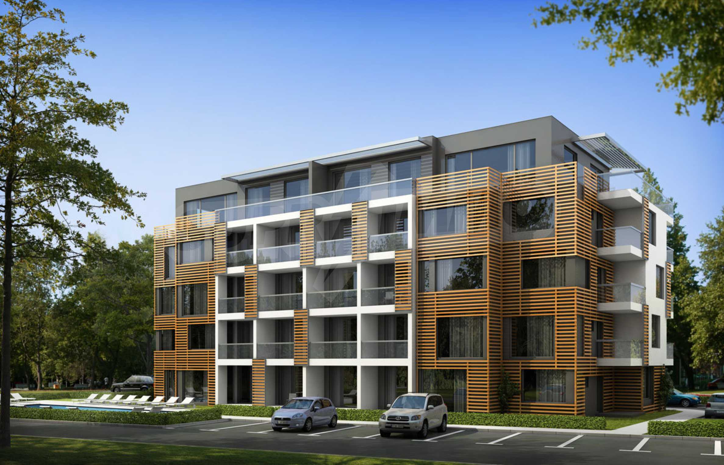 Complex St.Constantine and Helena-Boutique Residence 8