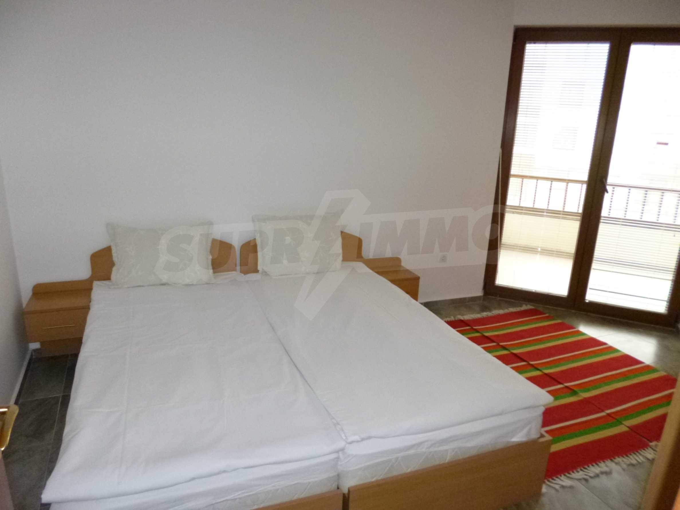 """Ein-Zimmer-Wohnung in \ """"Kloster 3 \"""" in Pamporovo 10"""