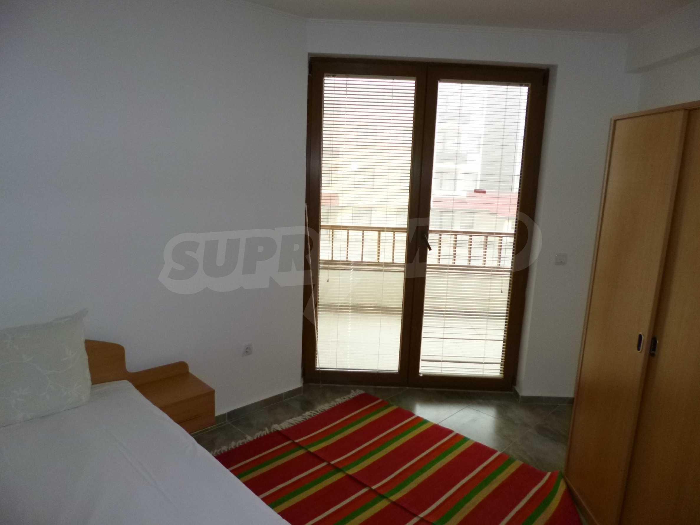 """Ein-Zimmer-Wohnung in \ """"Kloster 3 \"""" in Pamporovo 12"""