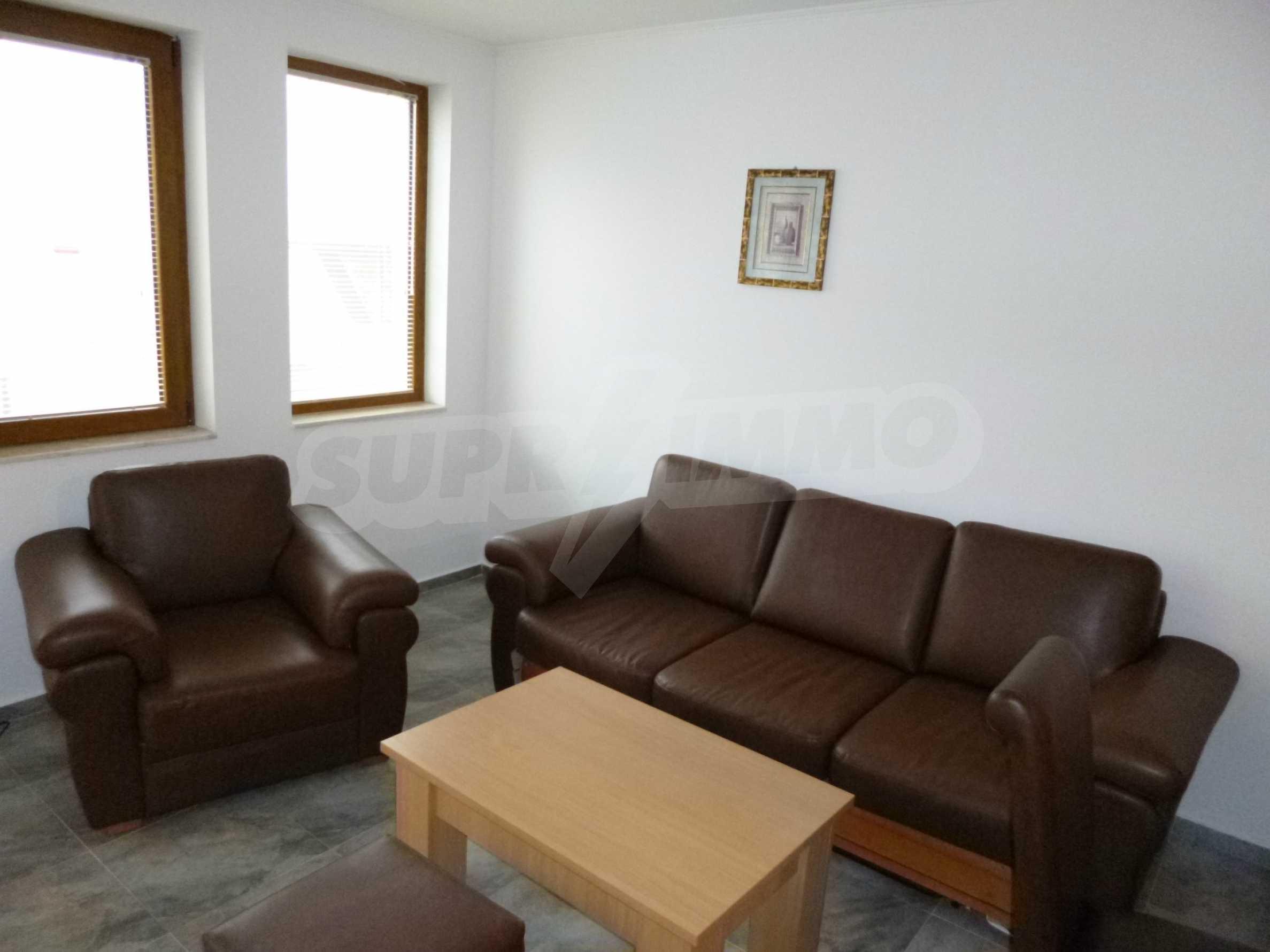 """Ein-Zimmer-Wohnung in \ """"Kloster 3 \"""" in Pamporovo 6"""