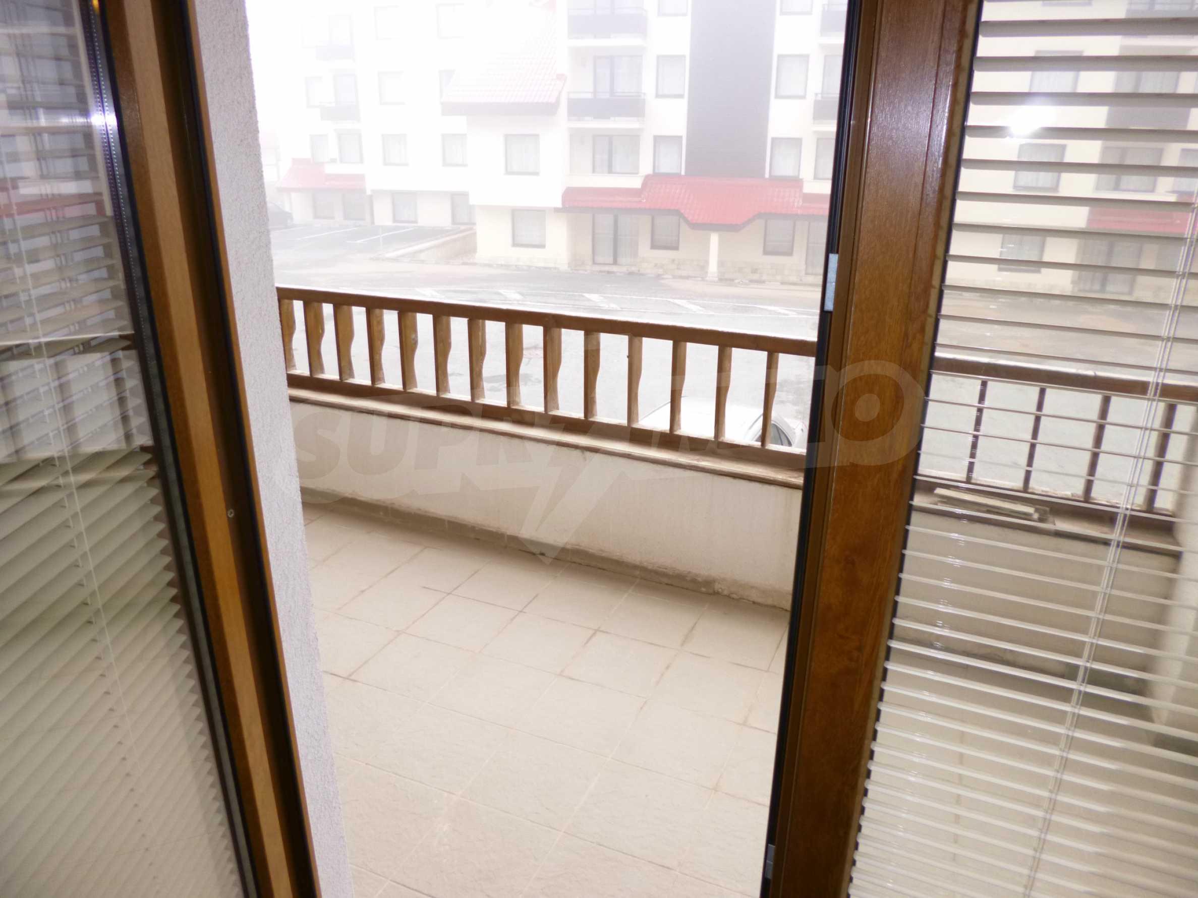 """Ein-Zimmer-Wohnung in \ """"Kloster 3 \"""" in Pamporovo 8"""