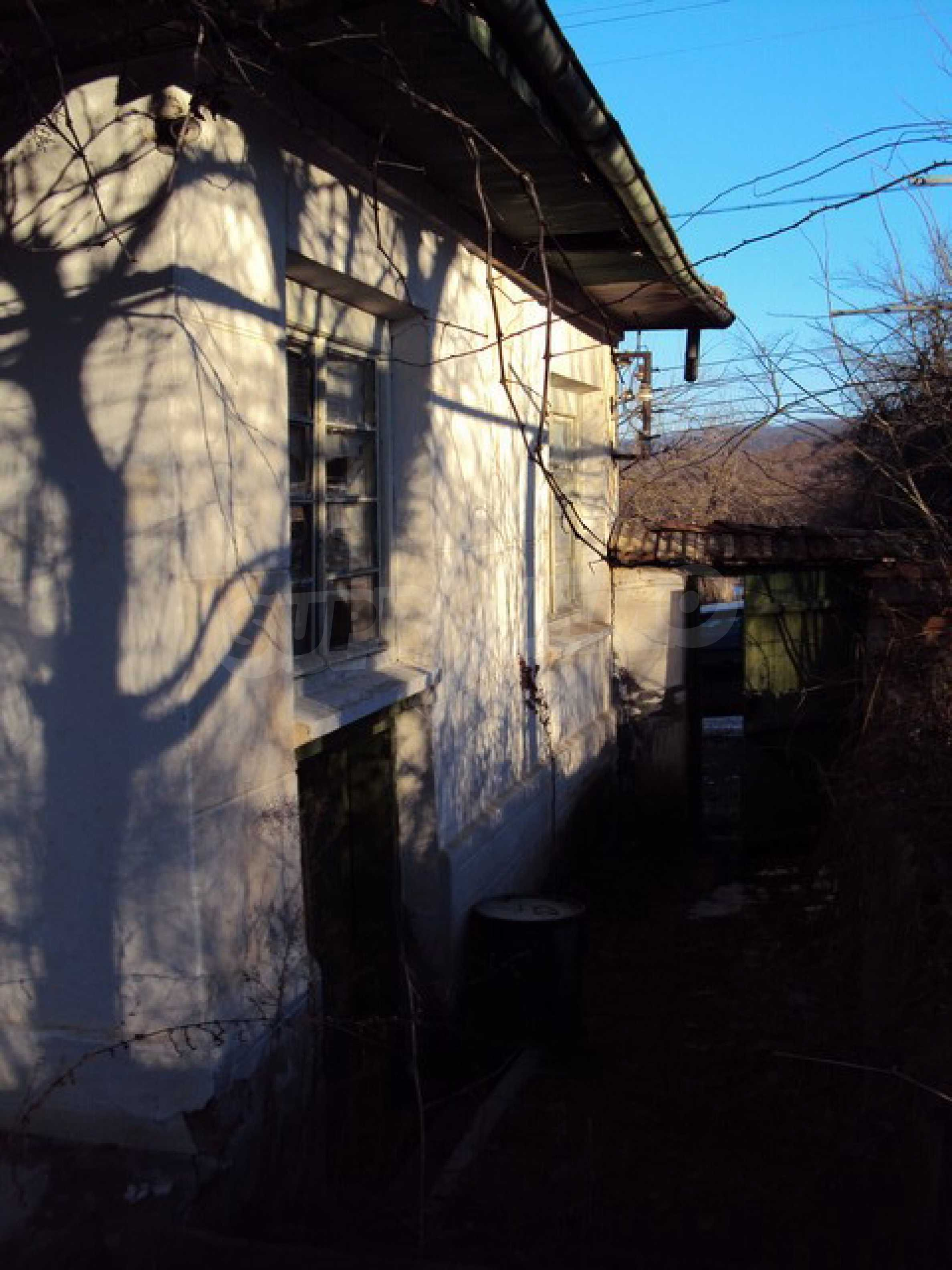 Одноэтажный сельский дом  9