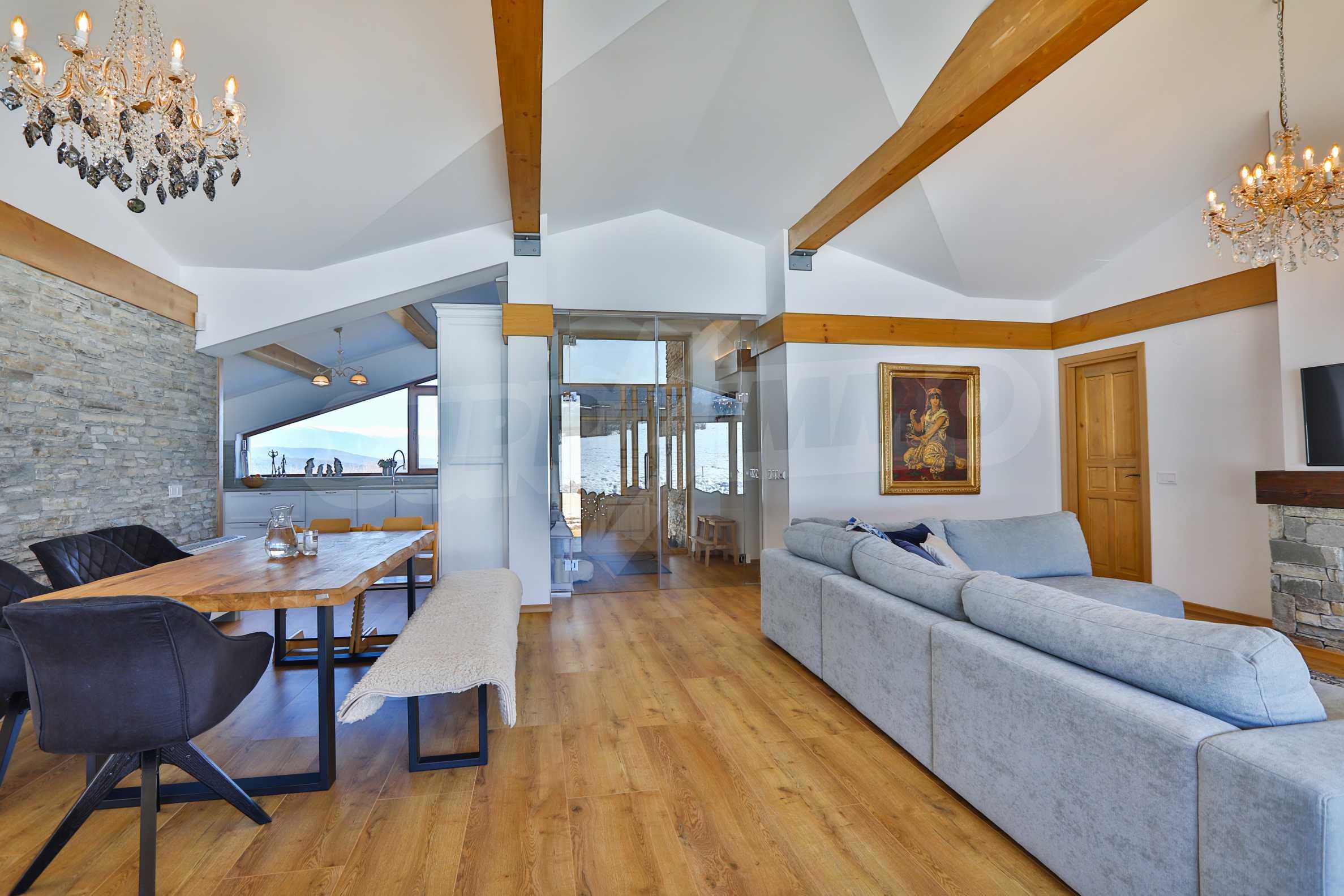 Луксозен комплекс в подножието на Пирин, до Pirin Golf and Country Club 16
