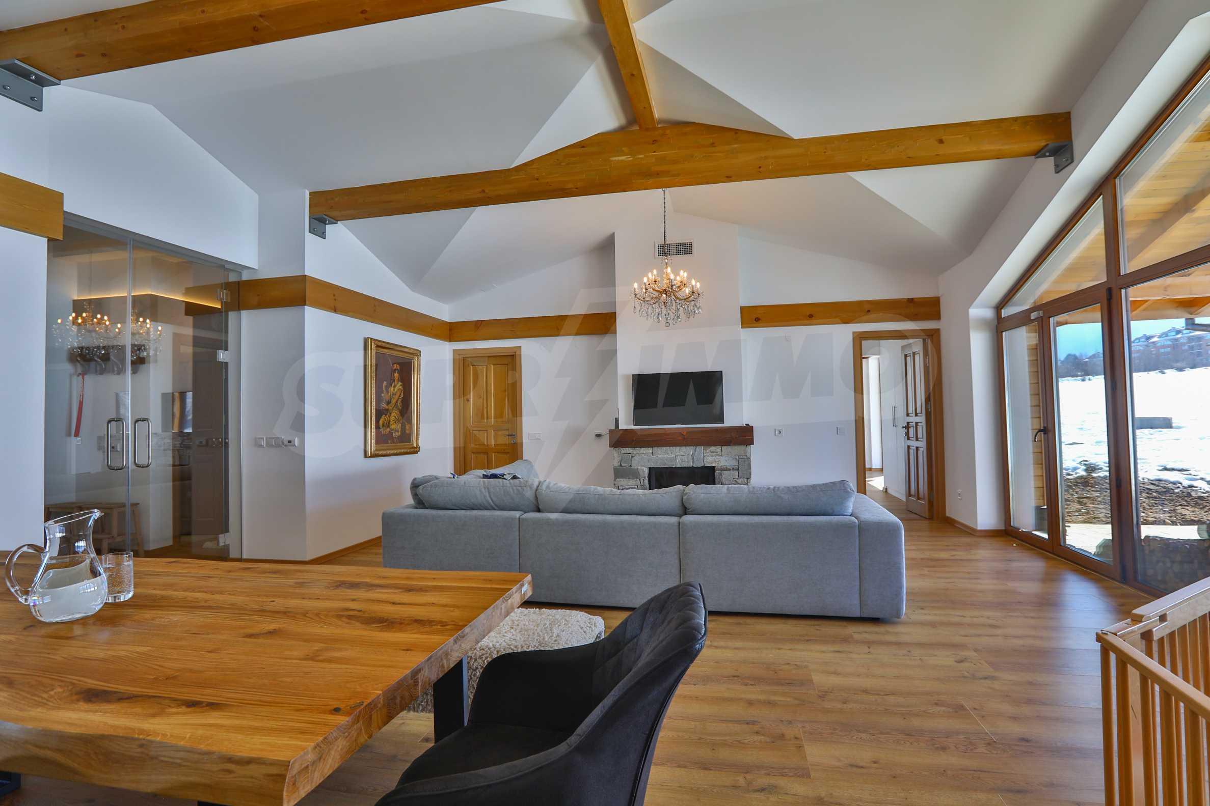 Луксозен комплекс в подножието на Пирин, до Pirin Golf and Country Club 17