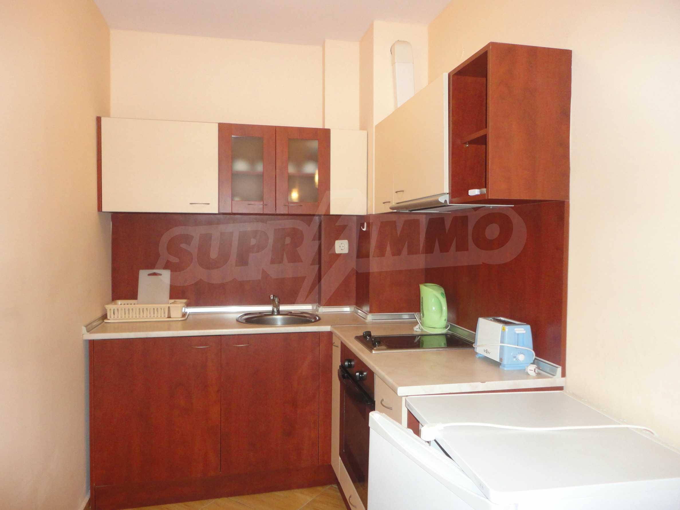 Apartment mit einem Schlafzimmer im Golden Dreams-Komplex in Sonnenstrand 2