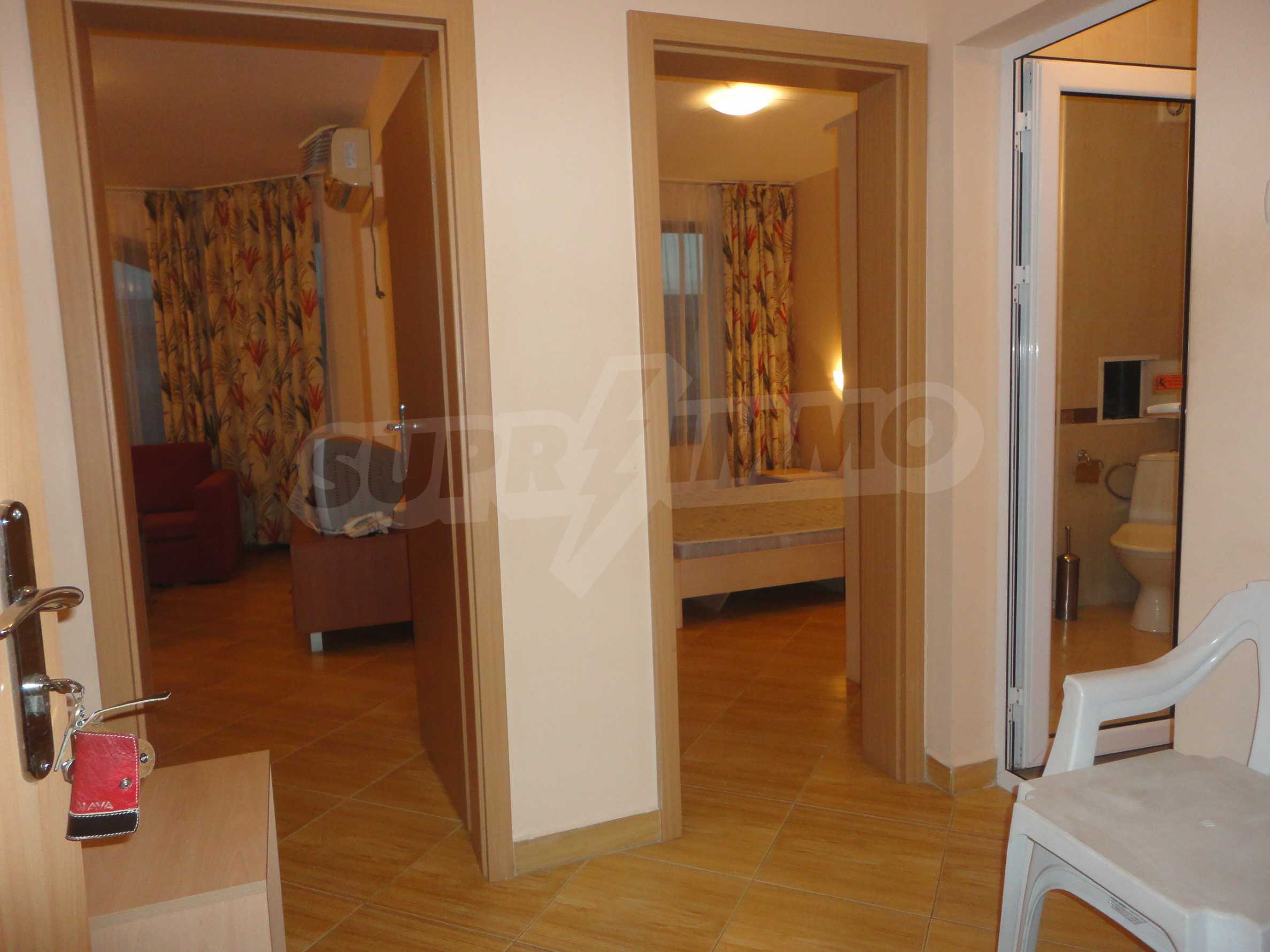 One-bedroom apartment in Golden Dreams complex in Sunny beach 5