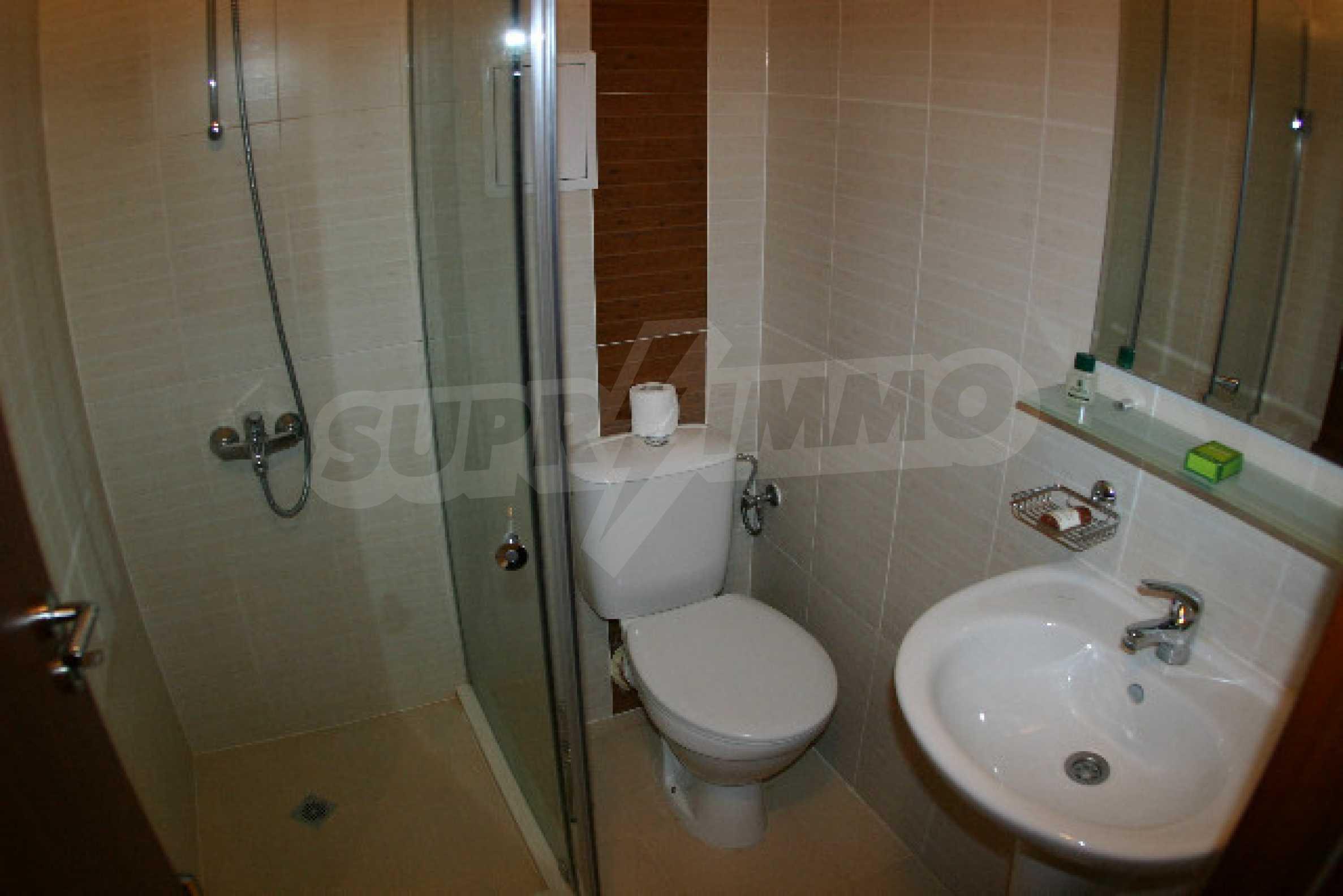 Двухкомнатная квартира на продажу на курорте Банско 9