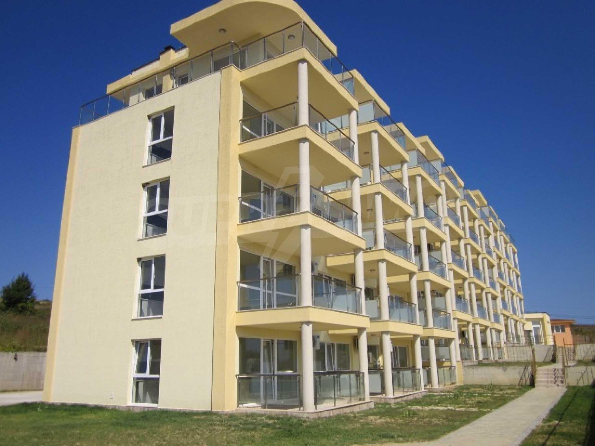 Апартаменти с морска панорама