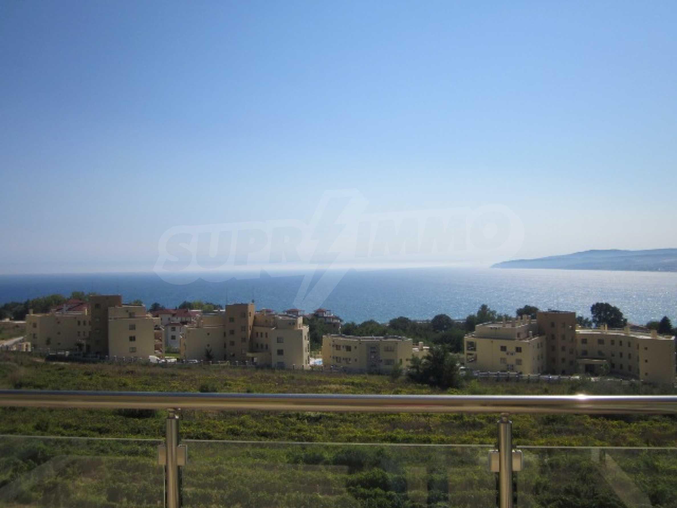 Апартаменти с морска панорама 9
