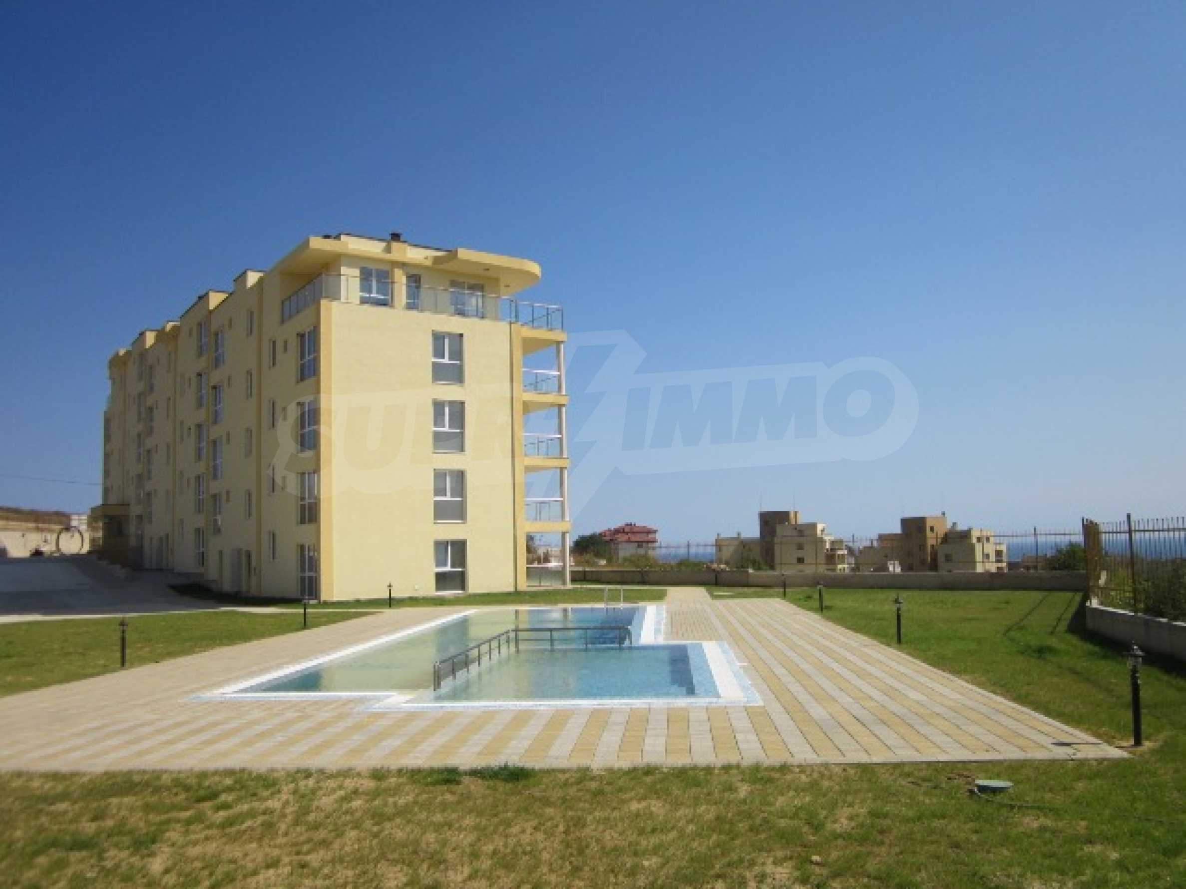 Апартаменти с морска панорама 5