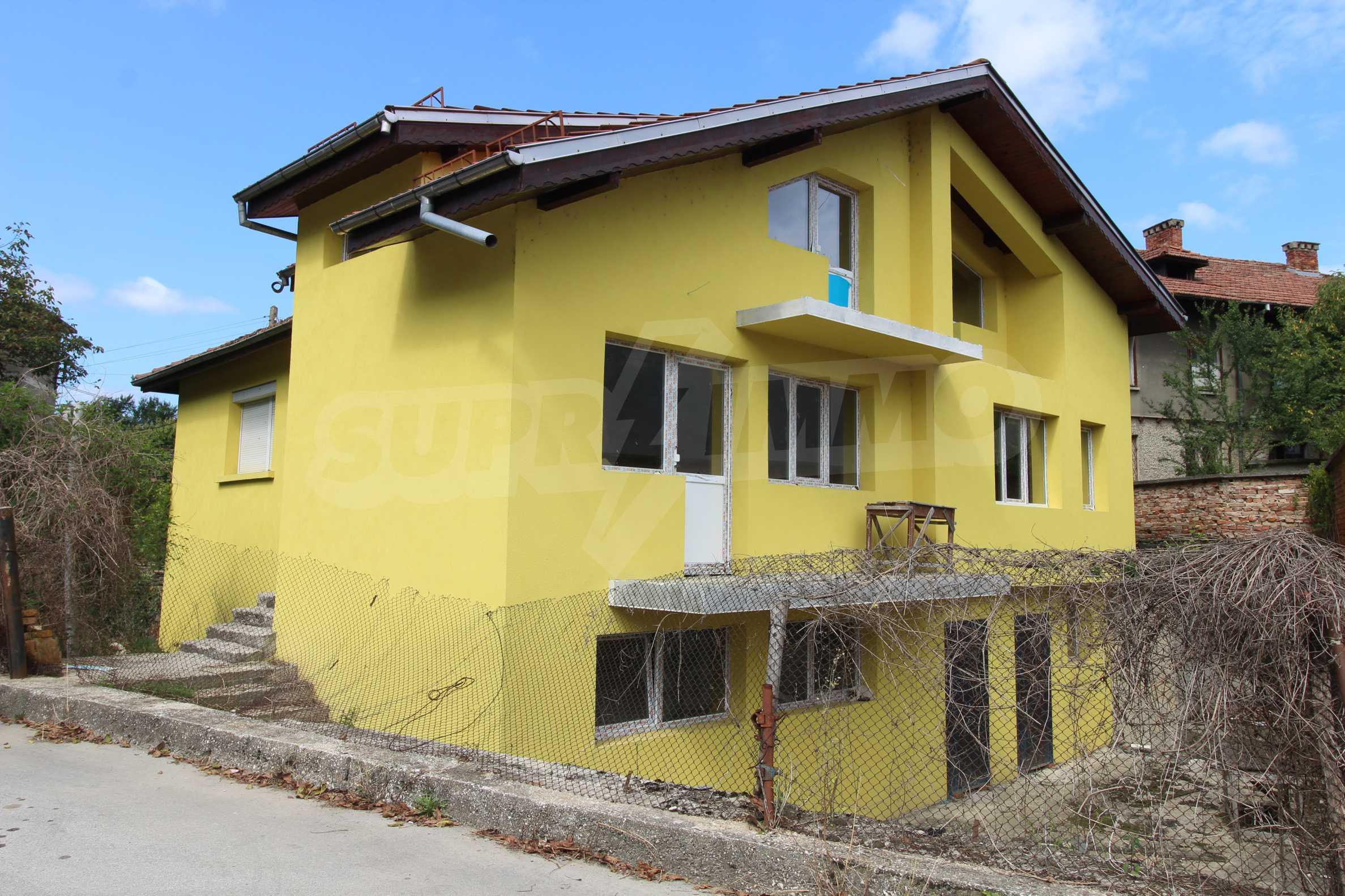 Neu gebautes dreistöckiges Stadthaus 6