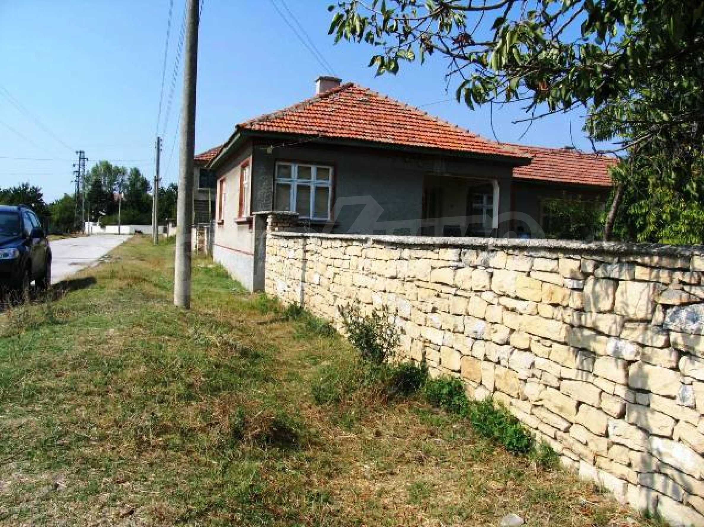 A nice and cosy house near Varna!  3