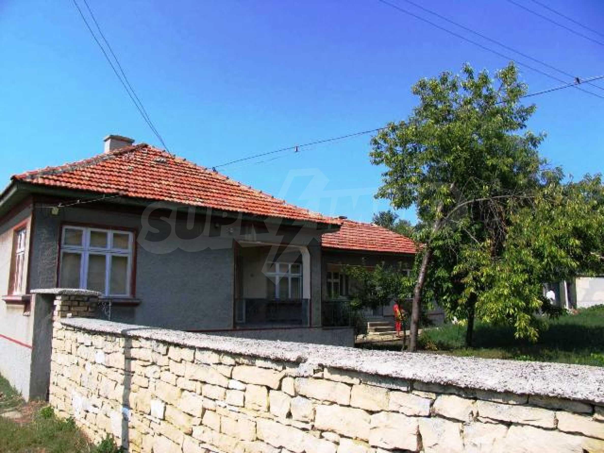 A nice and cosy house near Varna!  6