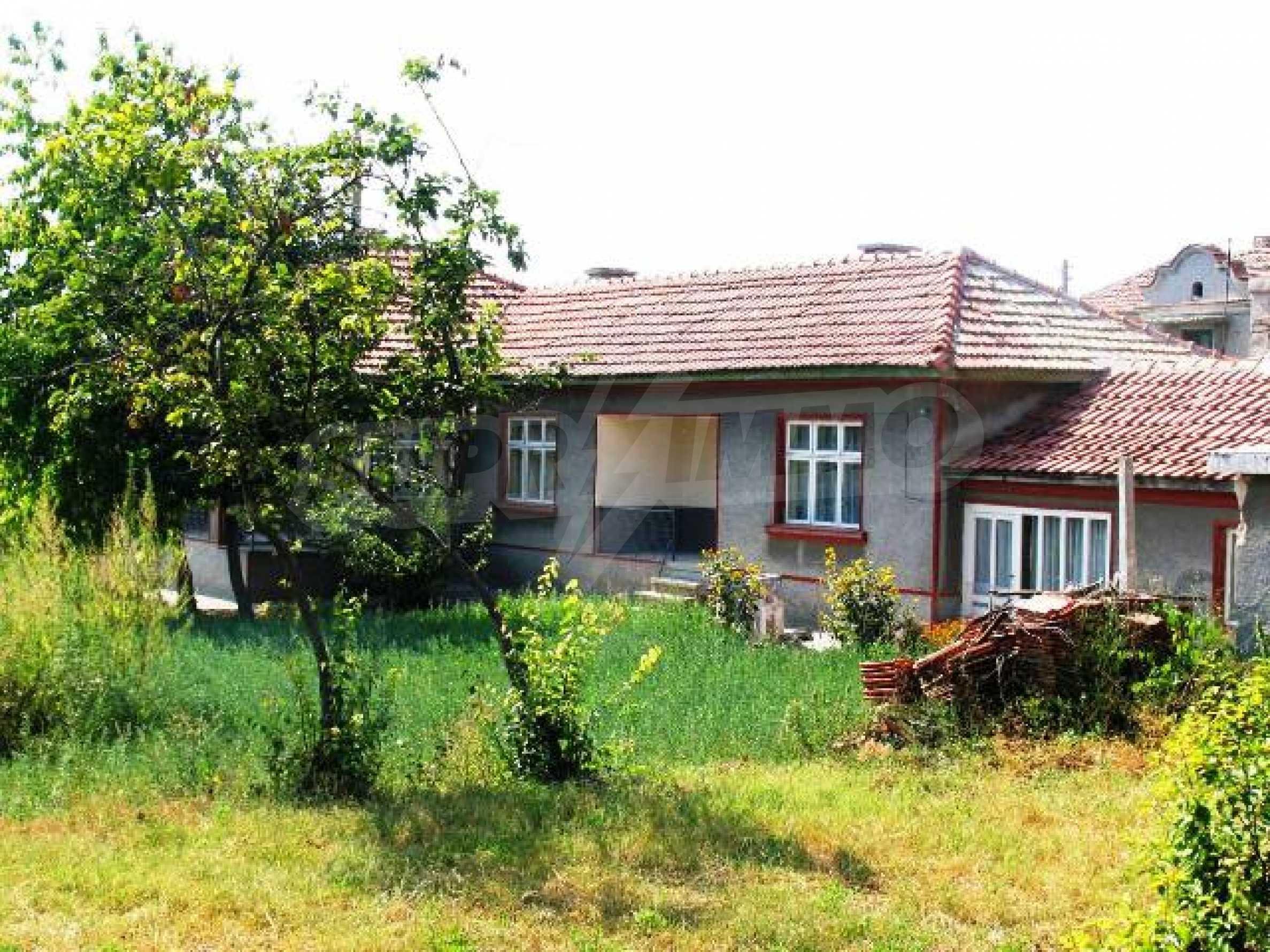 A nice and cosy house near Varna!  7
