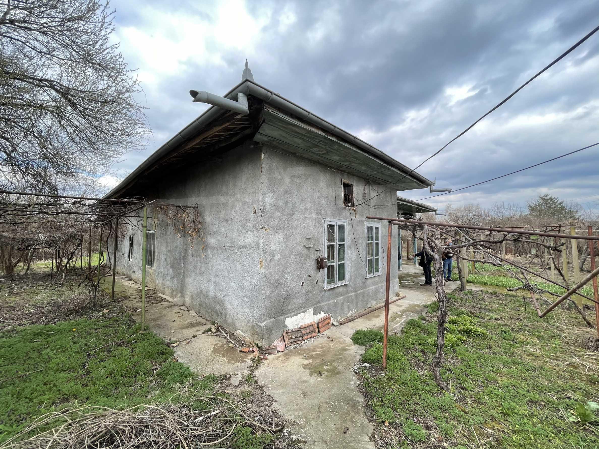 Einstöckiges Haus mit großem Garten in einem Dorf 26 km von Veliko Tarnovo entfernt 31