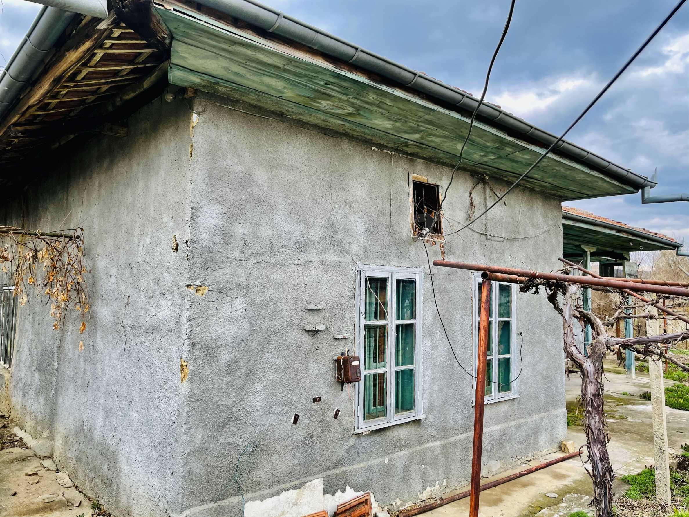 Einstöckiges Haus mit großem Garten in einem Dorf 26 km von Veliko Tarnovo entfernt 33