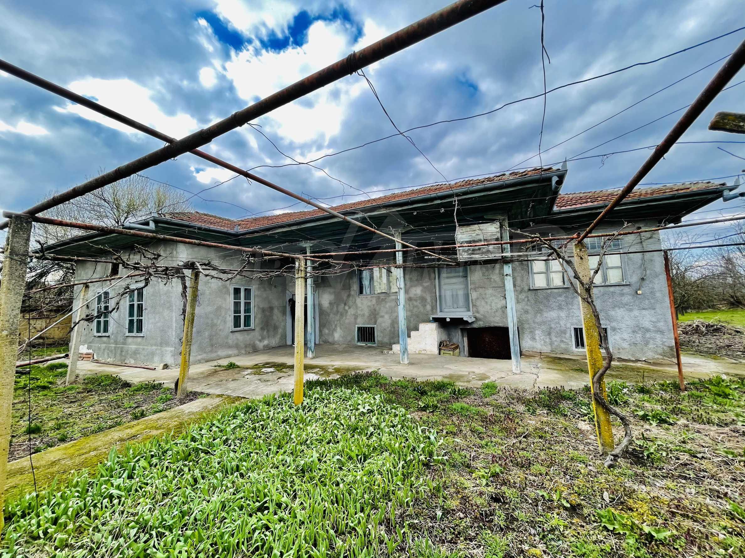 Einstöckiges Haus mit großem Garten in einem Dorf 26 km von Veliko Tarnovo entfernt 35