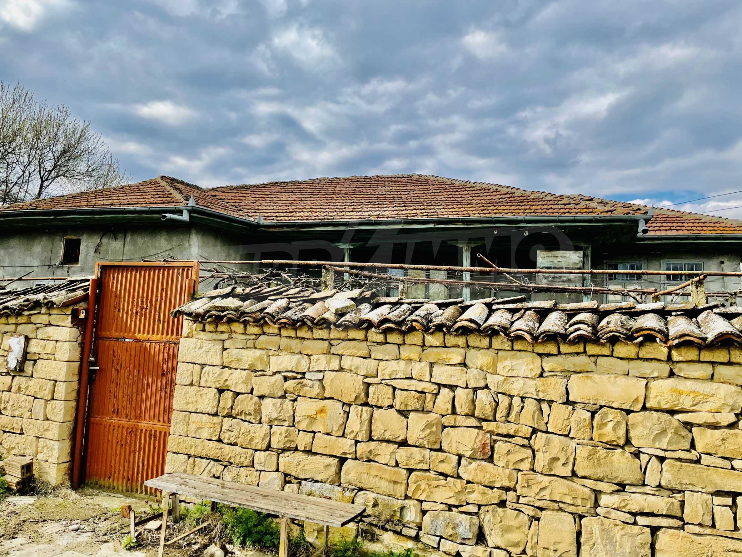 Einstöckiges Haus mit großem Garten in einem Dorf 26 km von Veliko Tarnovo entfernt 41