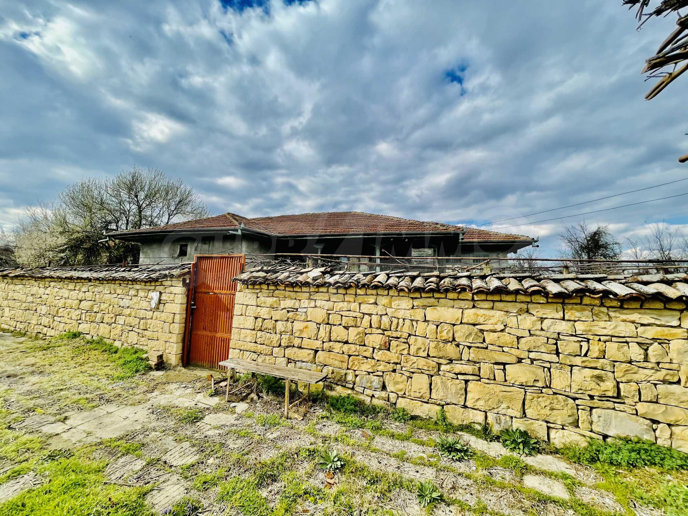Einstöckiges Haus mit großem Garten in einem Dorf 26 km von Veliko Tarnovo entfernt 42
