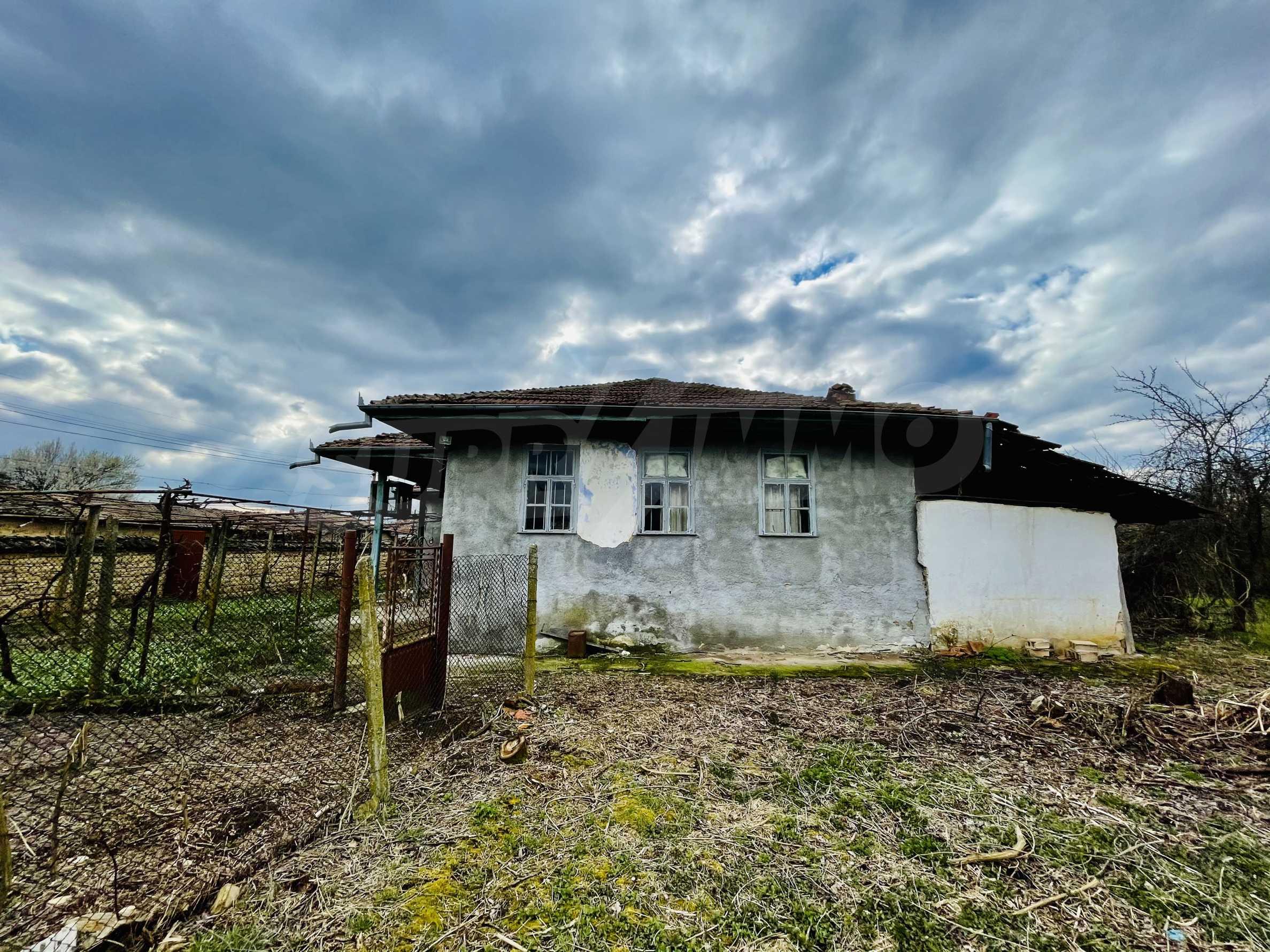 Einstöckiges Haus mit großem Garten in einem Dorf 26 km von Veliko Tarnovo entfernt 4