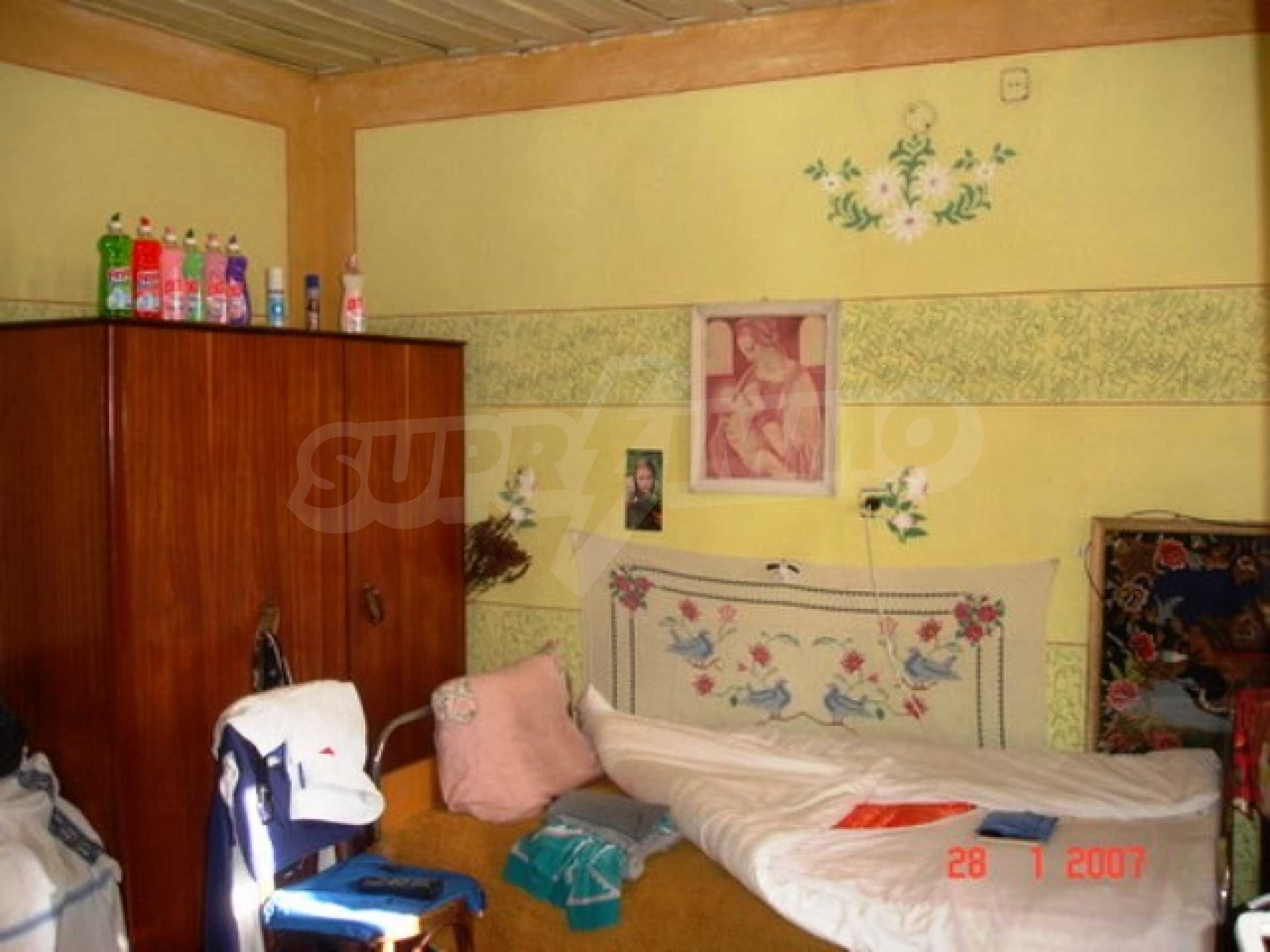 One-storey 3-bedroom house in Piperkovo village, Ruse district 10