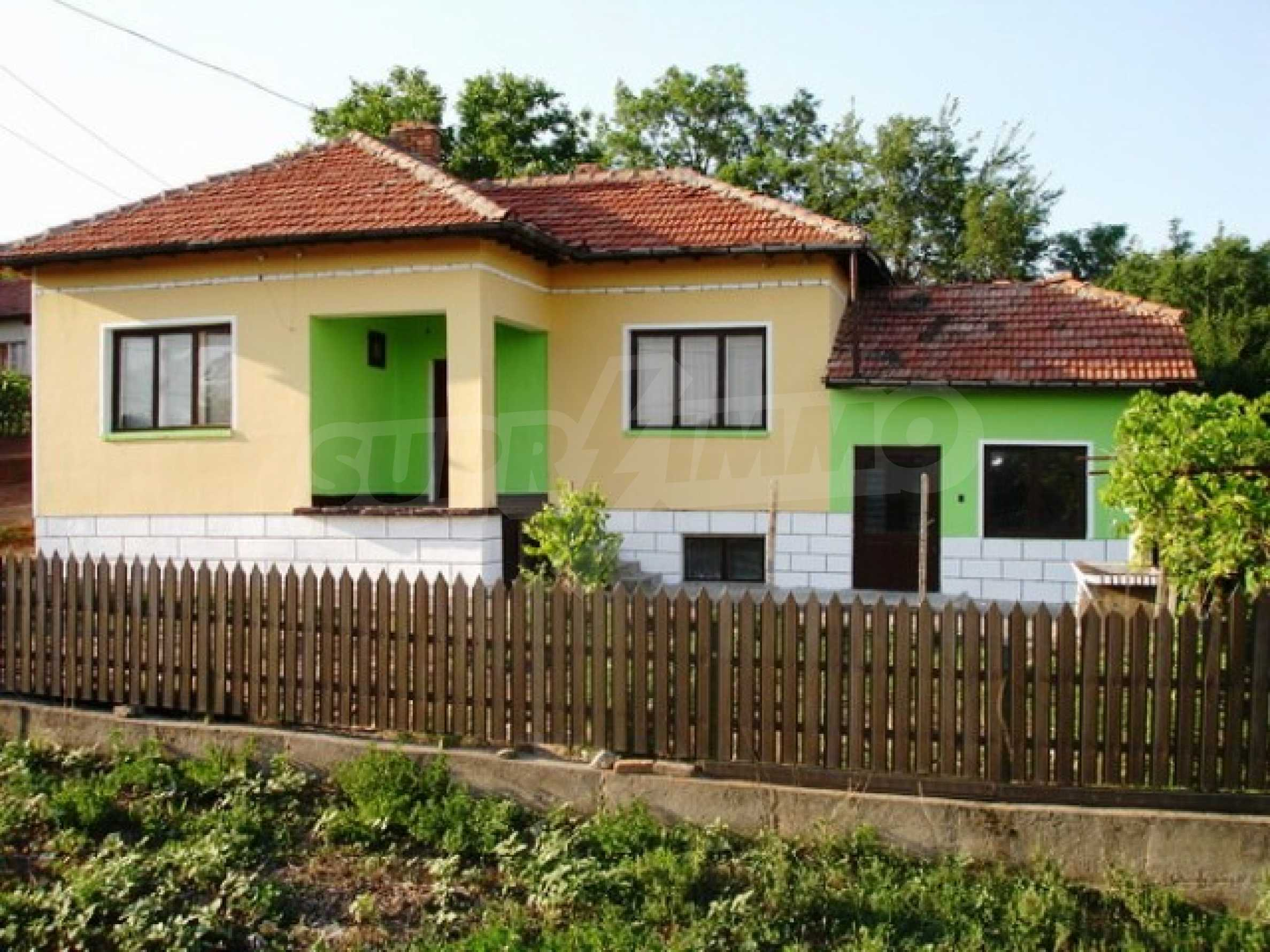 One-storey 3-bedroom house in Piperkovo village, Ruse district 3