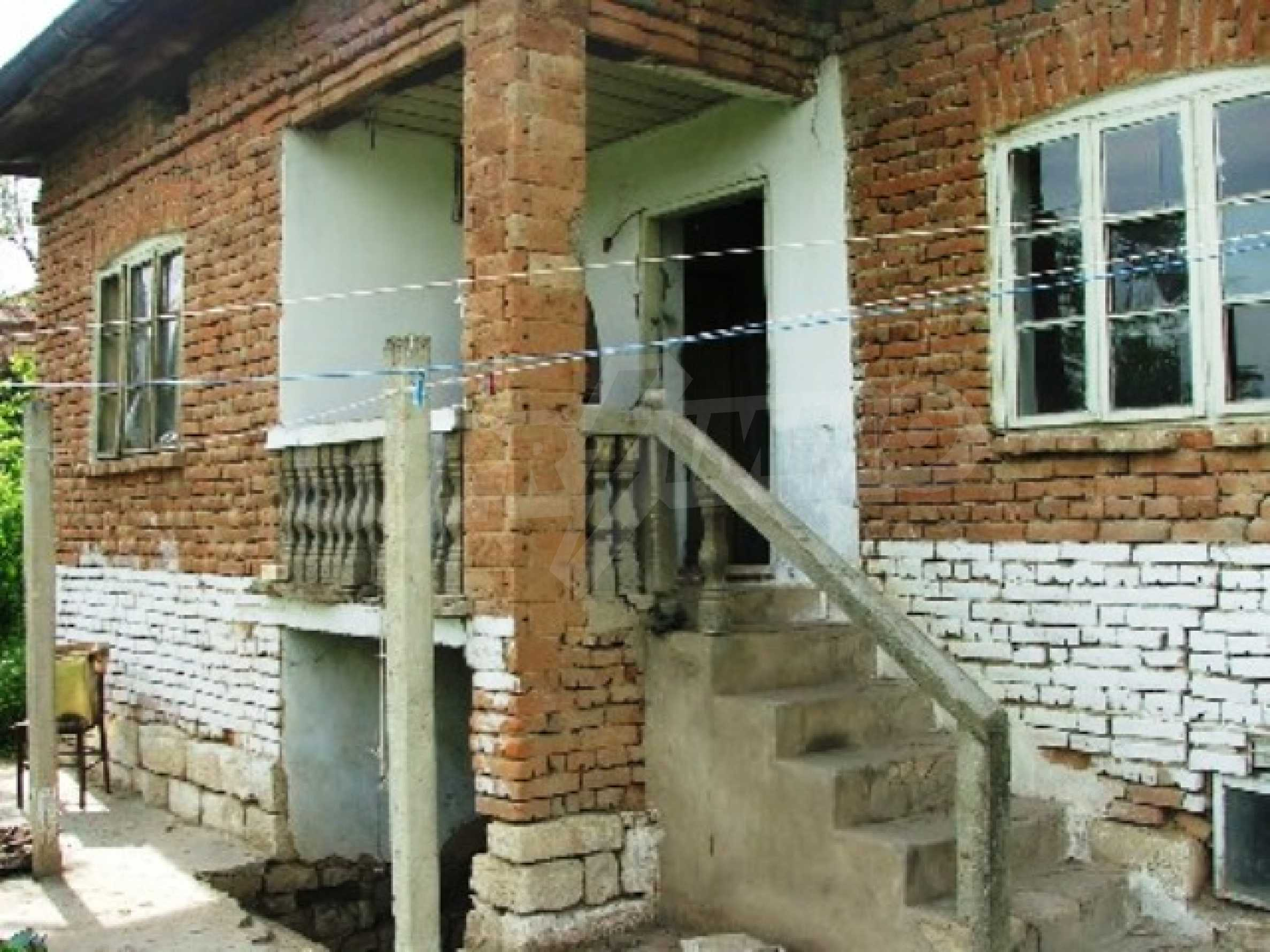 One-storey rural house in Piperkovo village, Ruse district 2