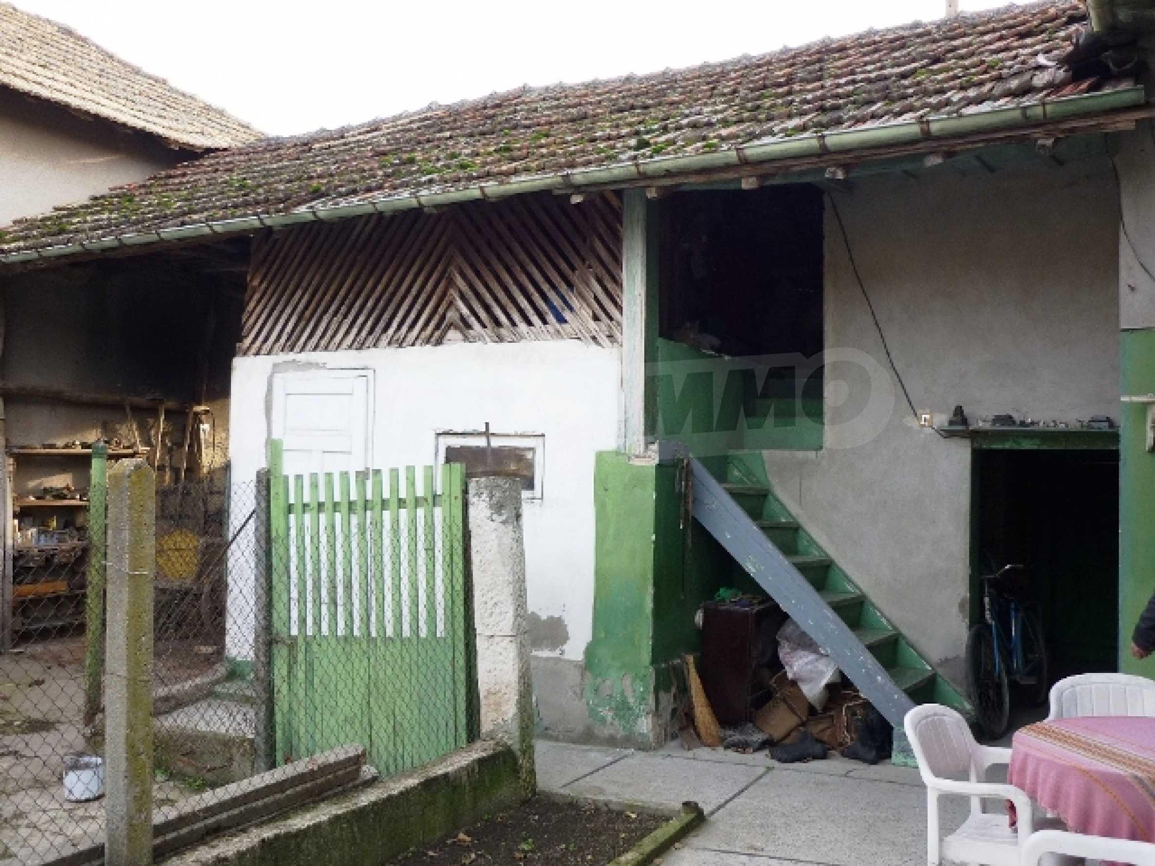 Едноетажна къща с 5 спални в село Острица, Русенско 3
