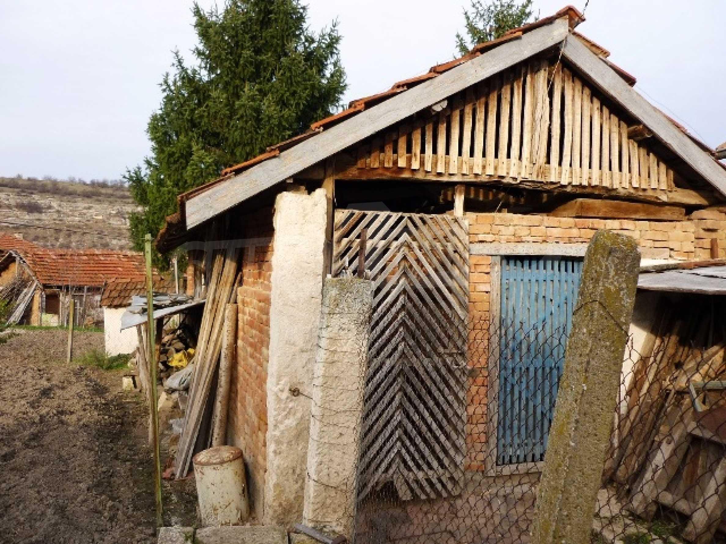 Едноетажна къща с 5 спални в село Острица, Русенско 4
