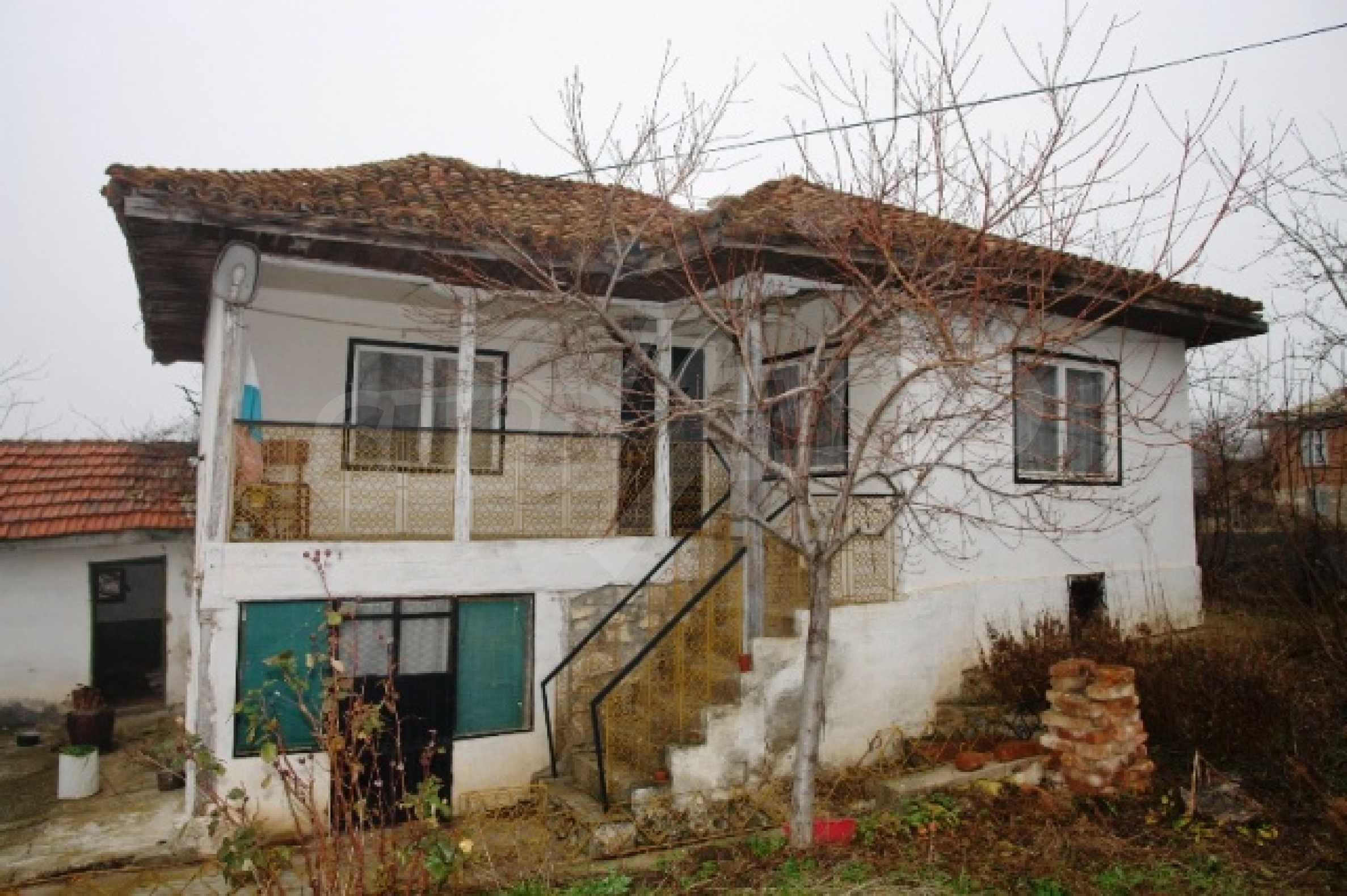 Two-storey 3-Bedroom house in Mogilino village, Ruse district 6