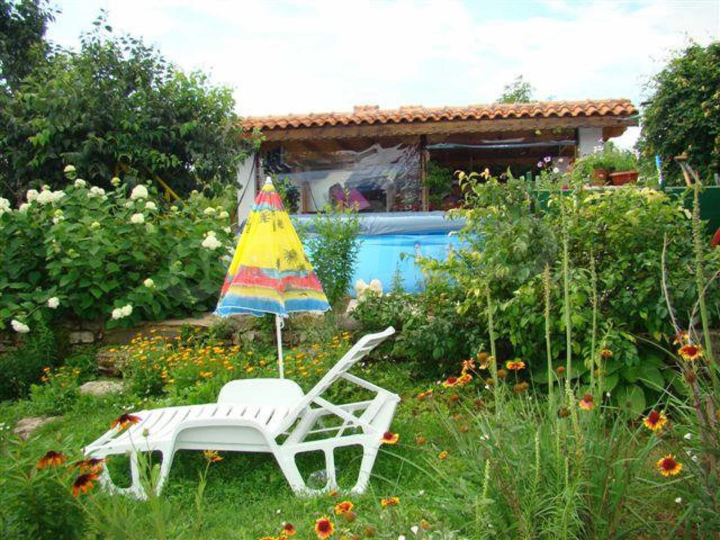 Прекрасный дом с огромным садом возле Каварны 2