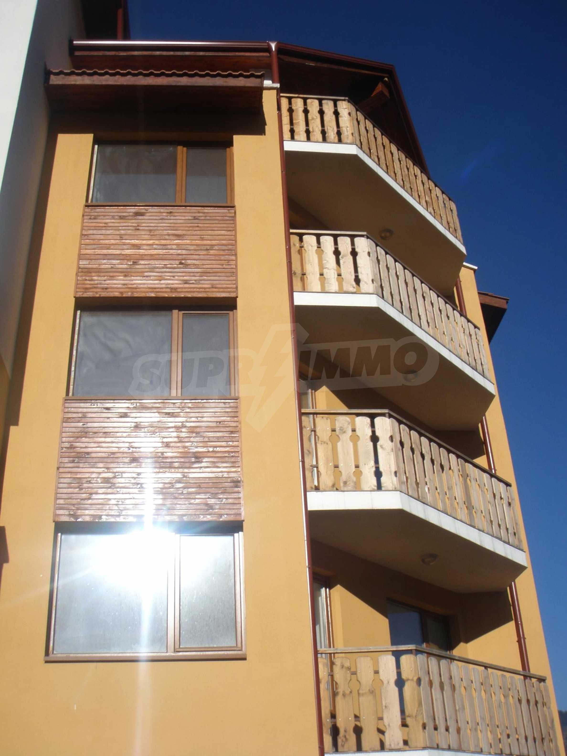 Ваканционни апартаменти без такса поддръжка, на 5 мин от ски писта в Чепеларе 2