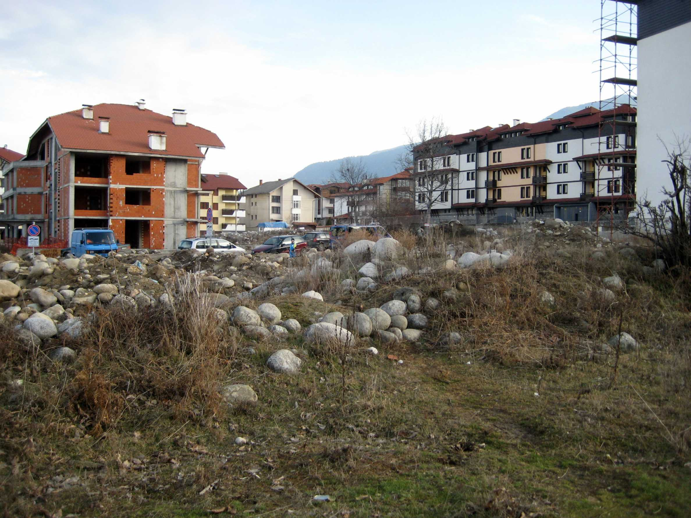 Baugrundstück 400 m vom Kabinenlift in Bansko entfernt 9