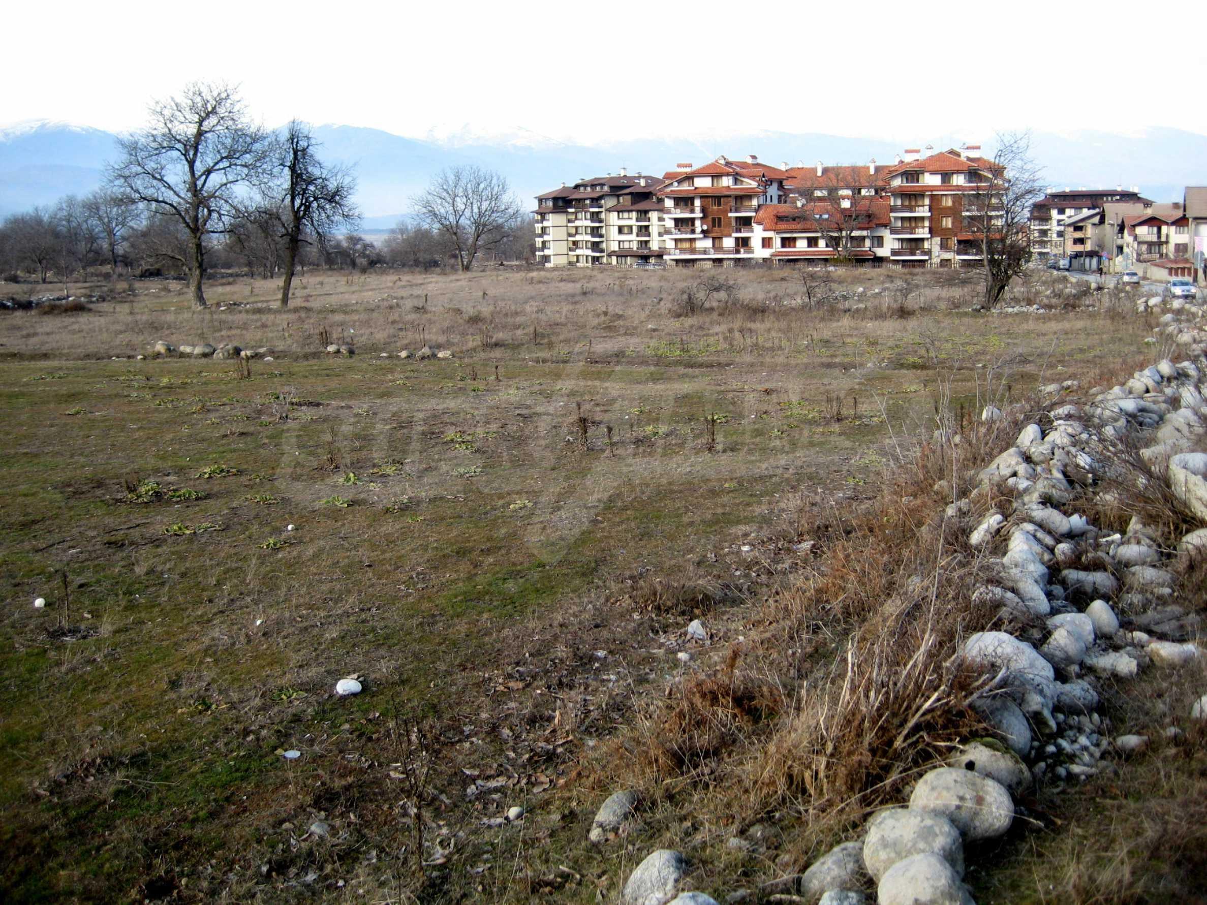 Baugrundstück 400 m vom Kabinenlift in Bansko entfernt 12