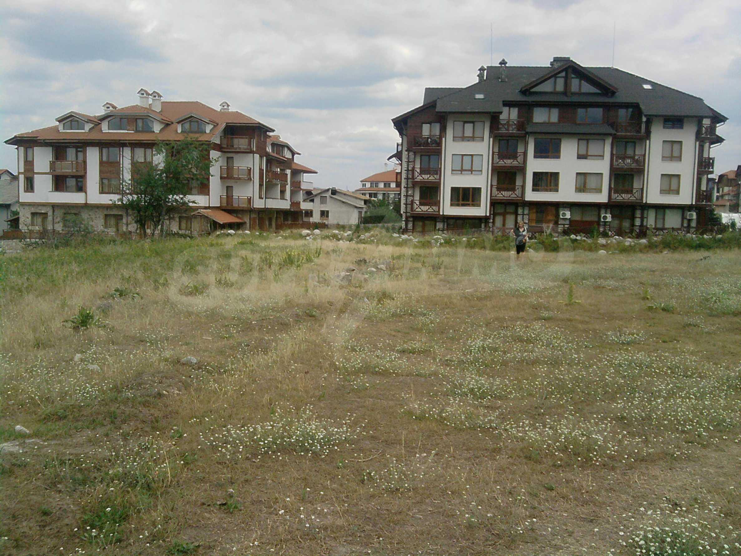 Baugrundstück 400 m vom Kabinenlift in Bansko entfernt 1