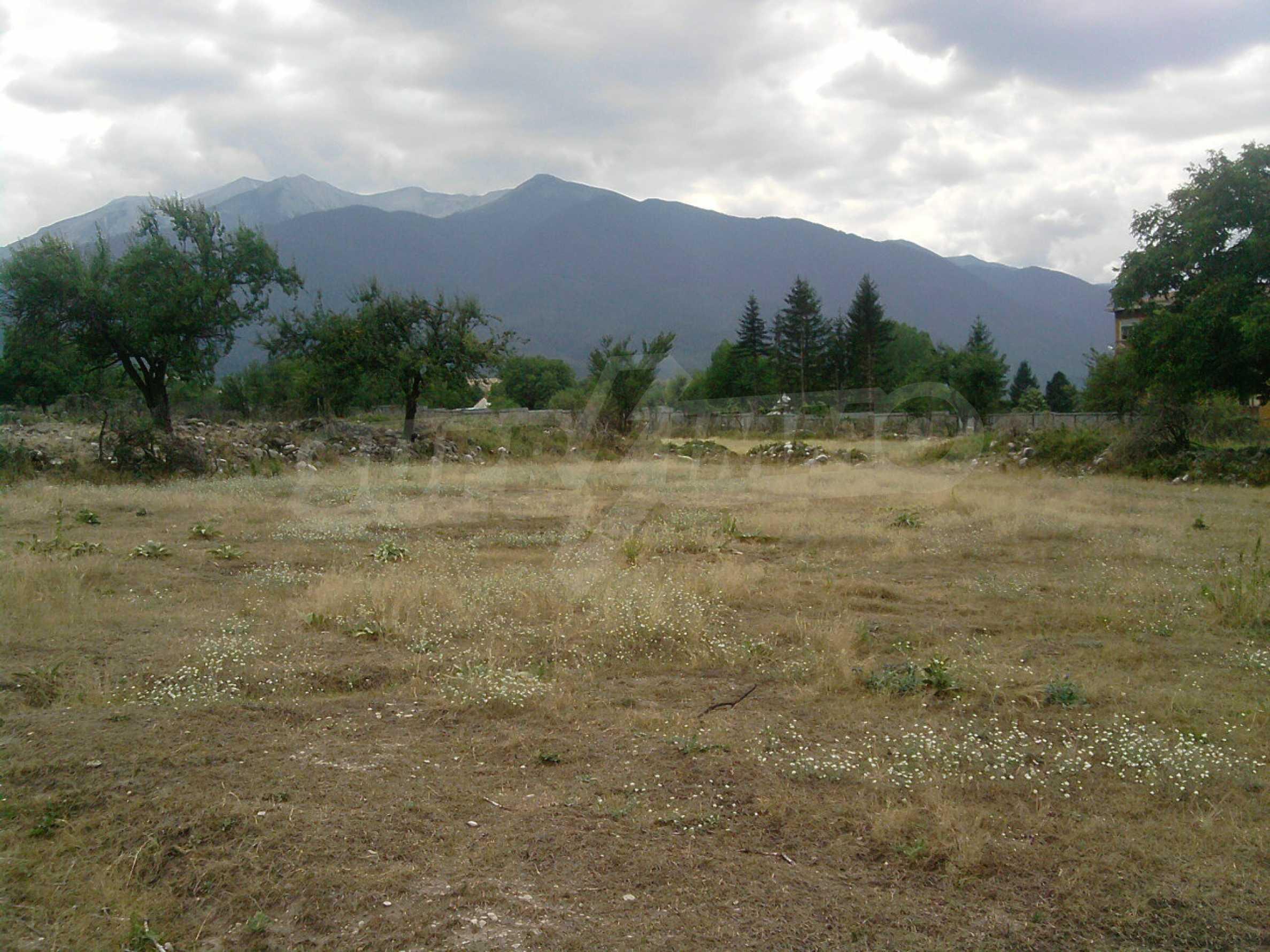 Baugrundstück 400 m vom Kabinenlift in Bansko entfernt 2