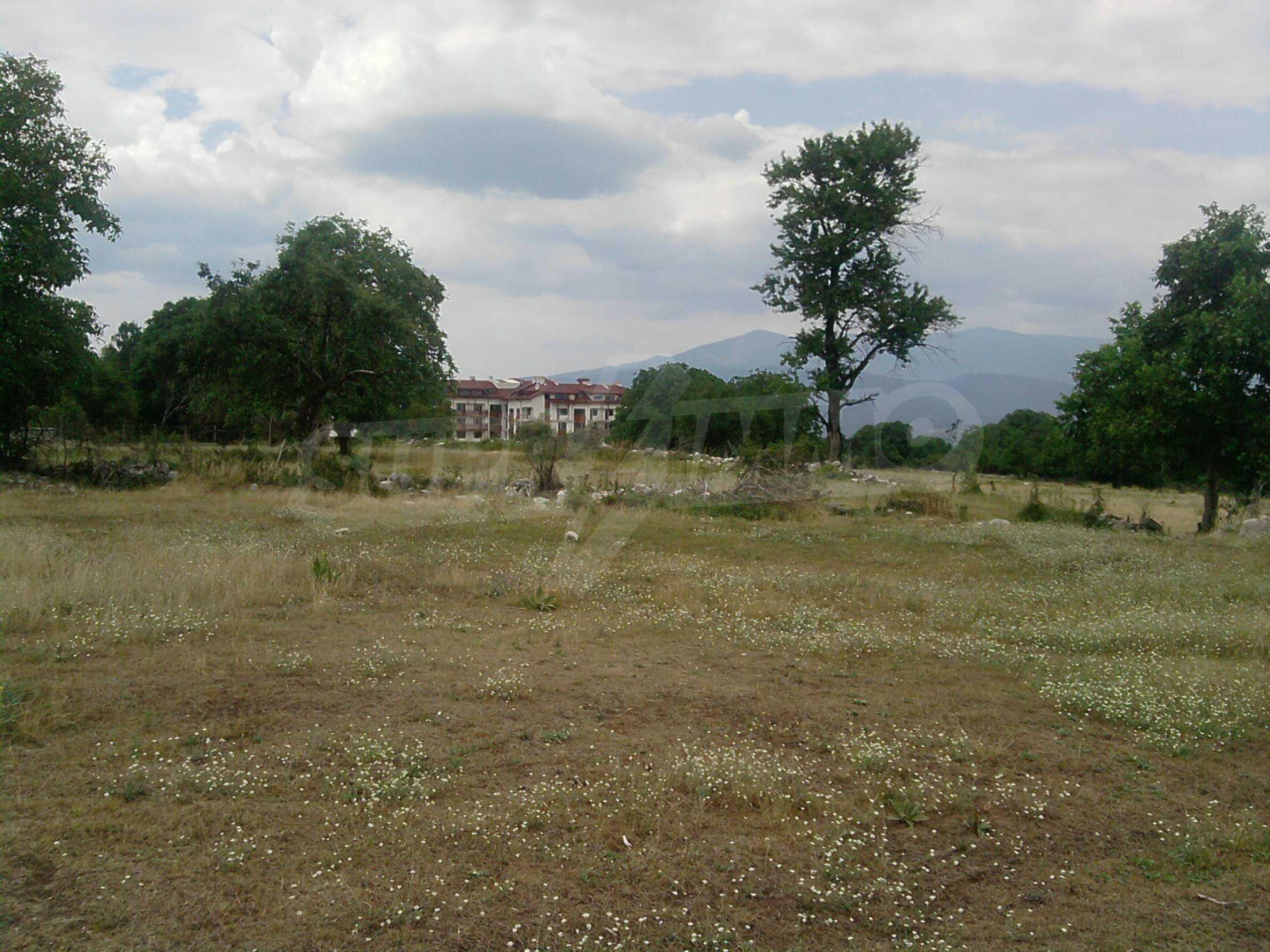 Baugrundstück 400 m vom Kabinenlift in Bansko entfernt 3