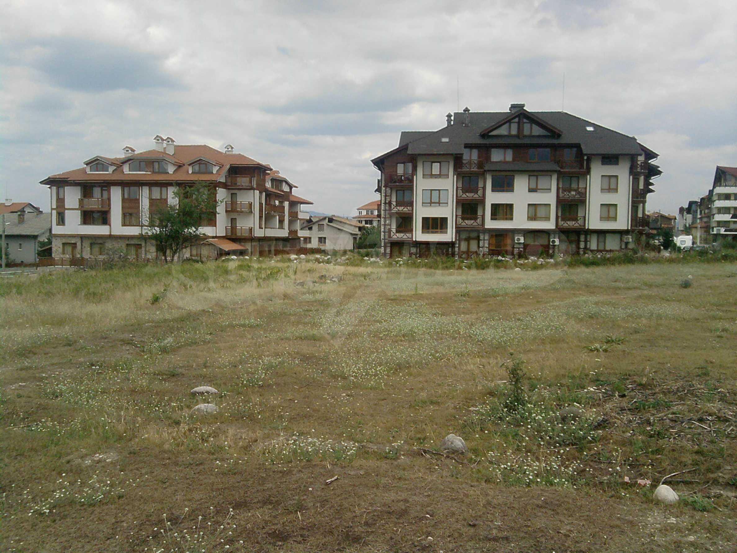 Baugrundstück 400 m vom Kabinenlift in Bansko entfernt 5