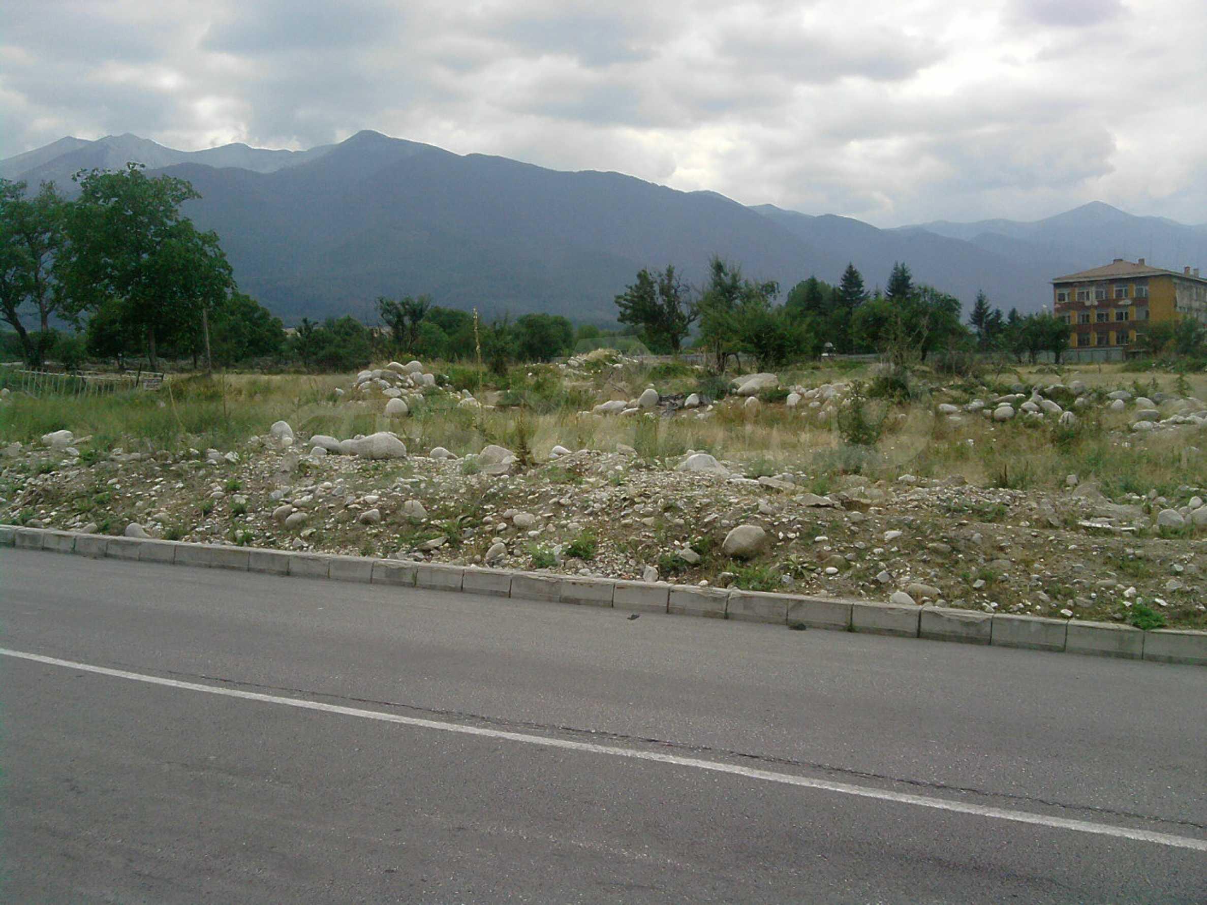 Baugrundstück 400 m vom Kabinenlift in Bansko entfernt 8