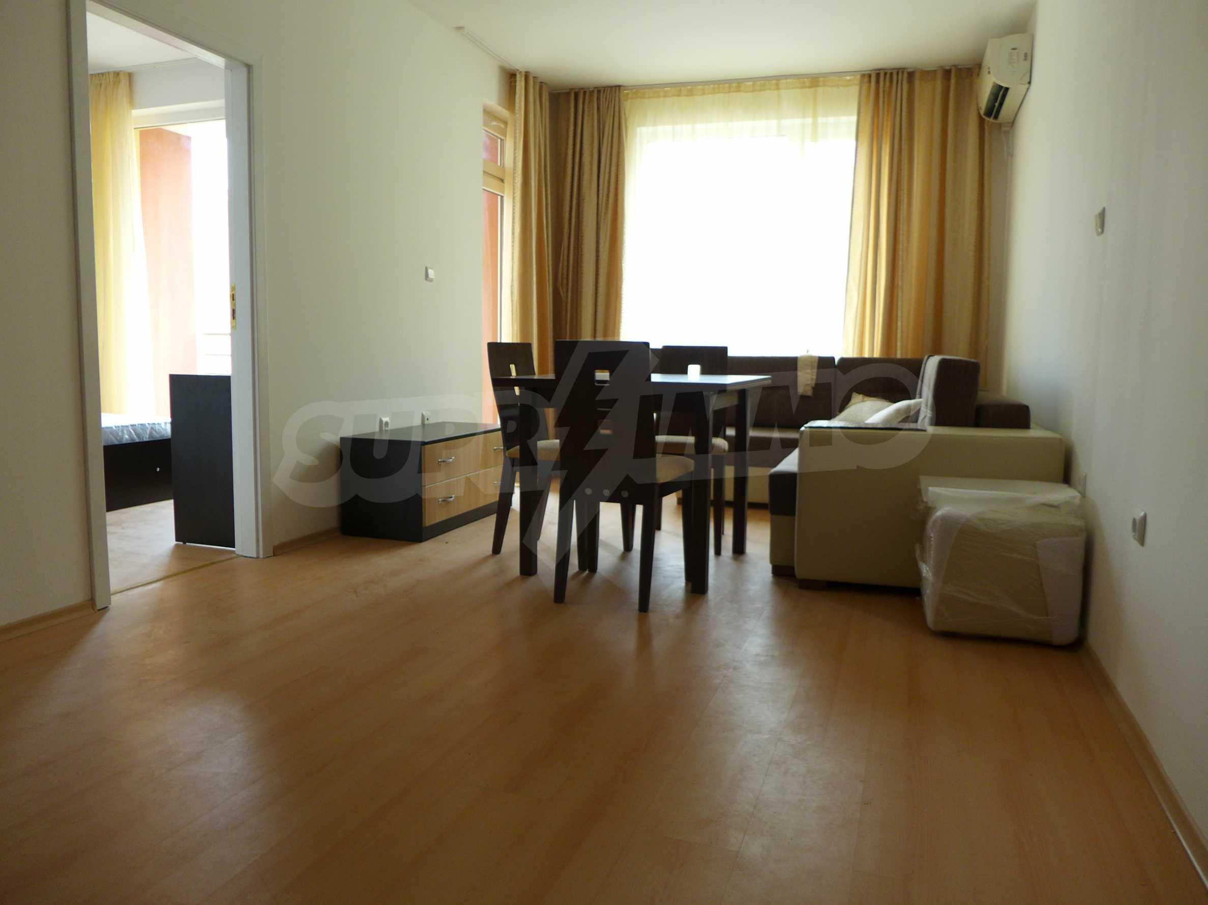 """Ein-Zimmer-Wohnung in Wohnanlage """"Sunny Day 5"""""""