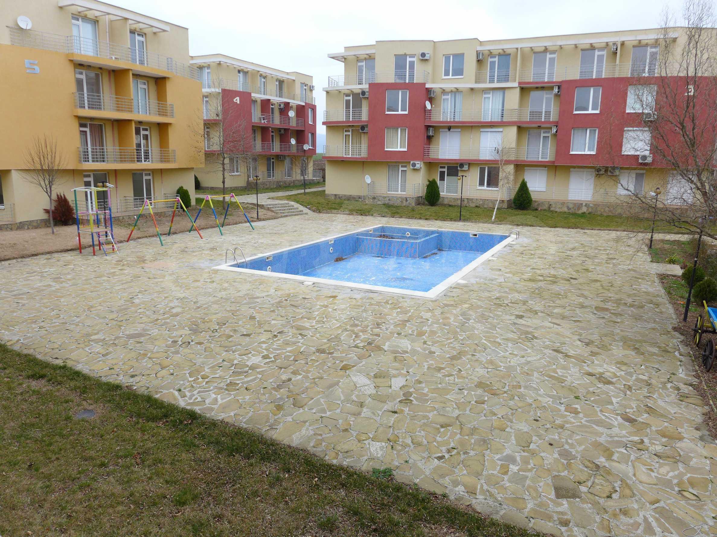"""Ein-Zimmer-Wohnung in Wohnanlage """"Sunny Day 5"""" 15"""