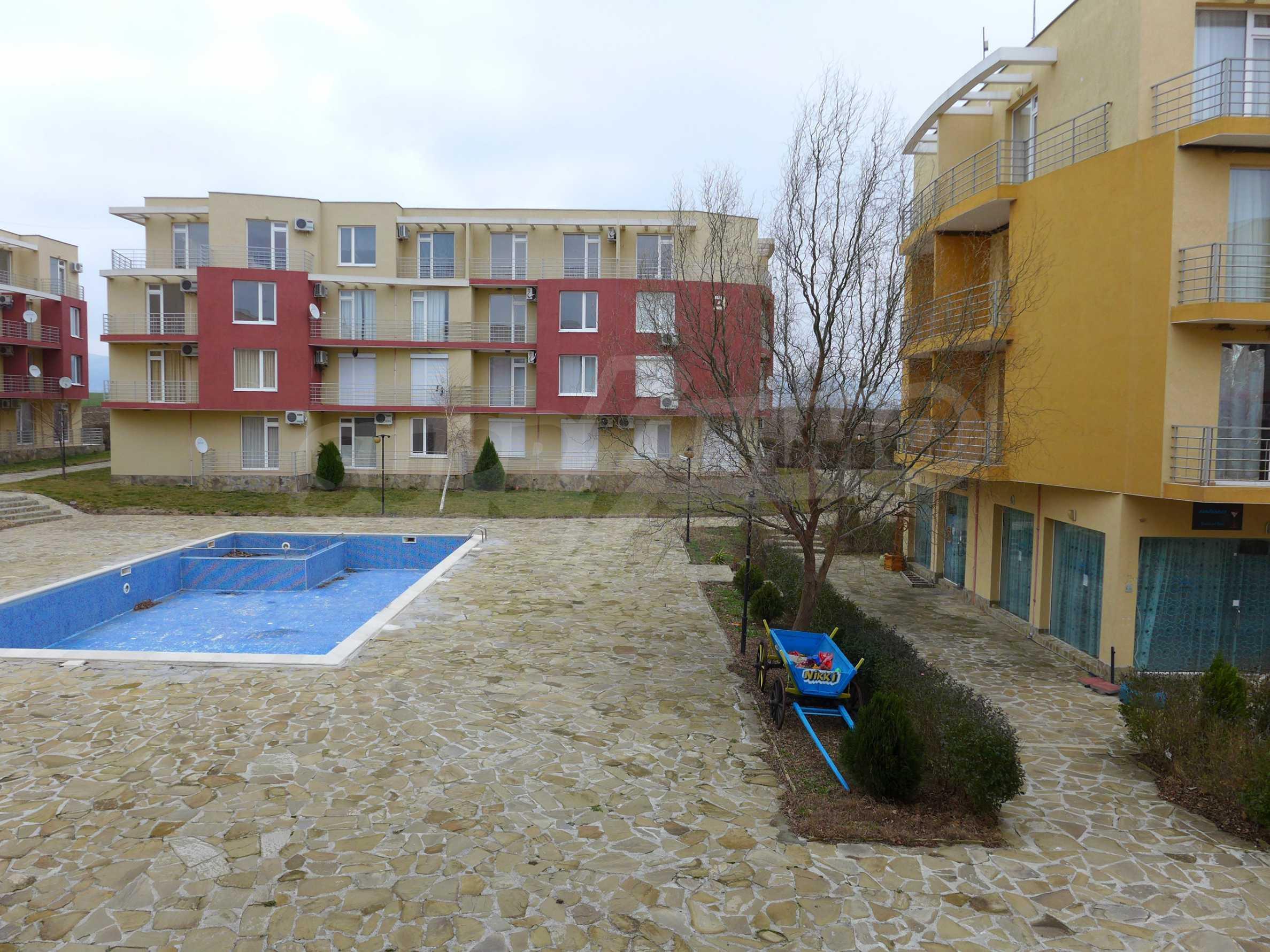 """Ein-Zimmer-Wohnung in Wohnanlage """"Sunny Day 5"""" 16"""