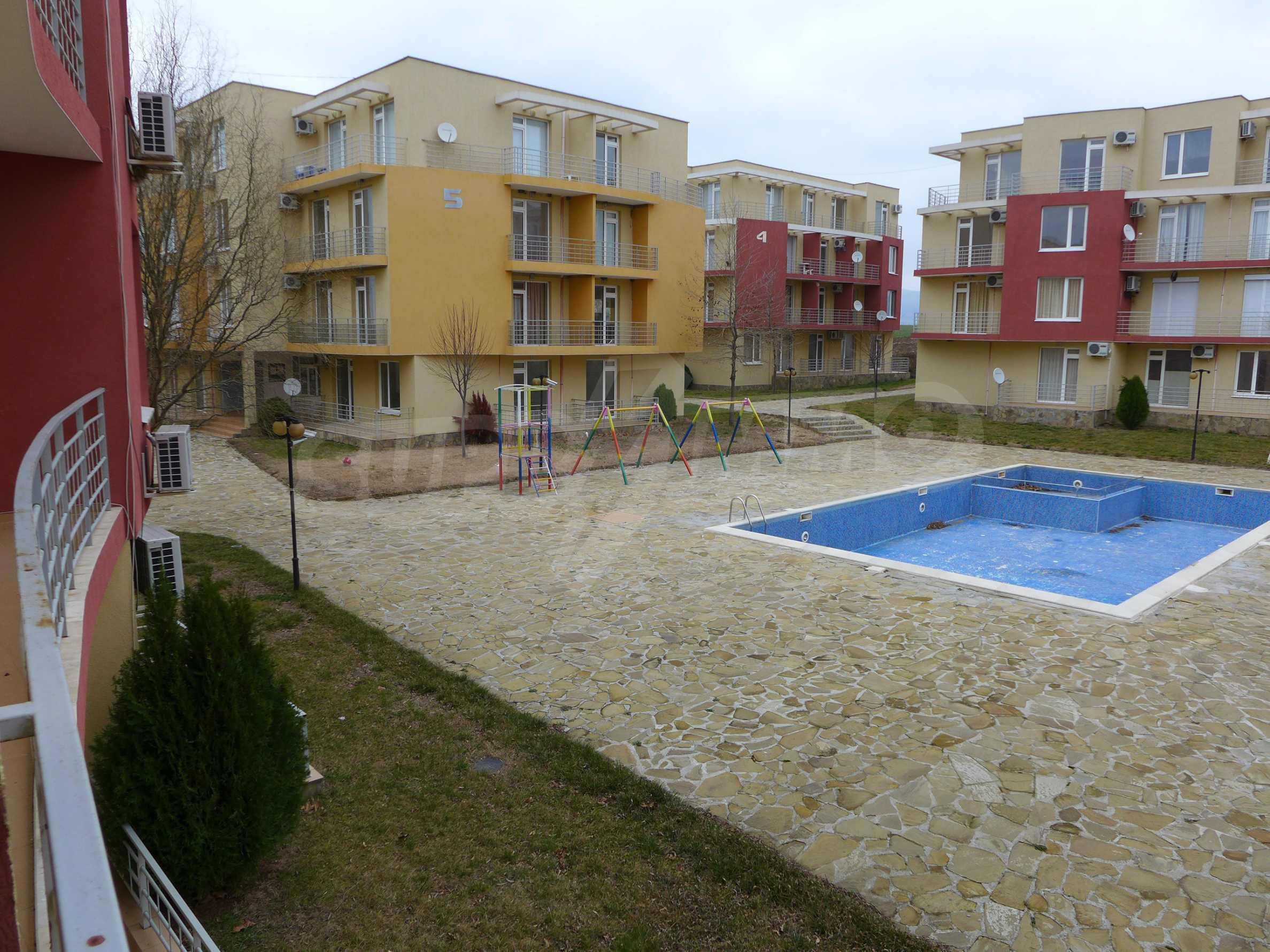 """Ein-Zimmer-Wohnung in Wohnanlage """"Sunny Day 5"""" 17"""